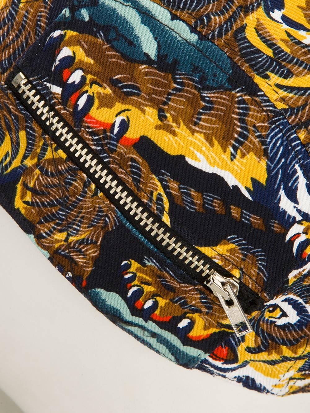 kenzo flying tiger cap for men lyst. Black Bedroom Furniture Sets. Home Design Ideas