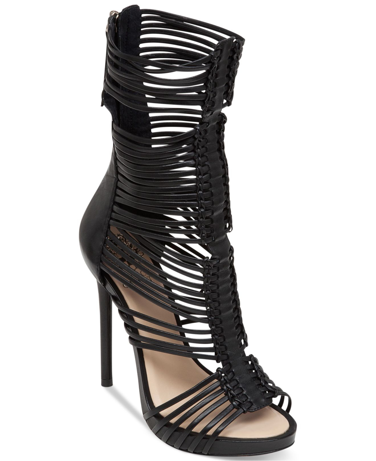 Lyst Vince Camuto Barbara Gladiator Dress Sandals In Black