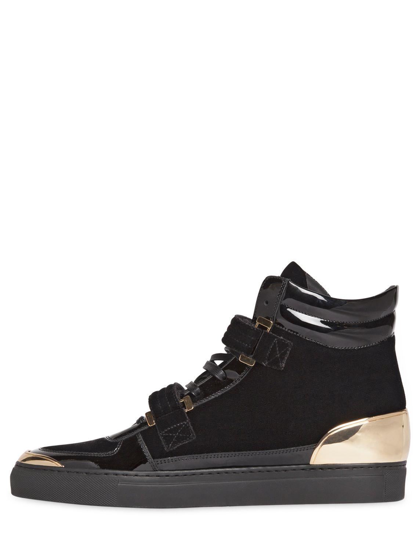 FOOTWEAR - High-tops & sneakers Louis Leeman HvT6FTa
