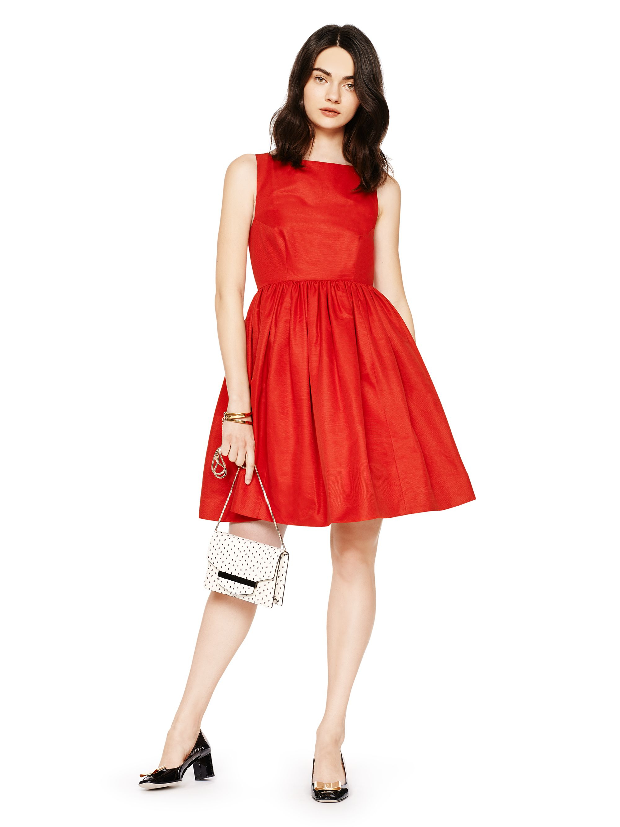 Kate Spade New York Tanner Dress In Red Lyst