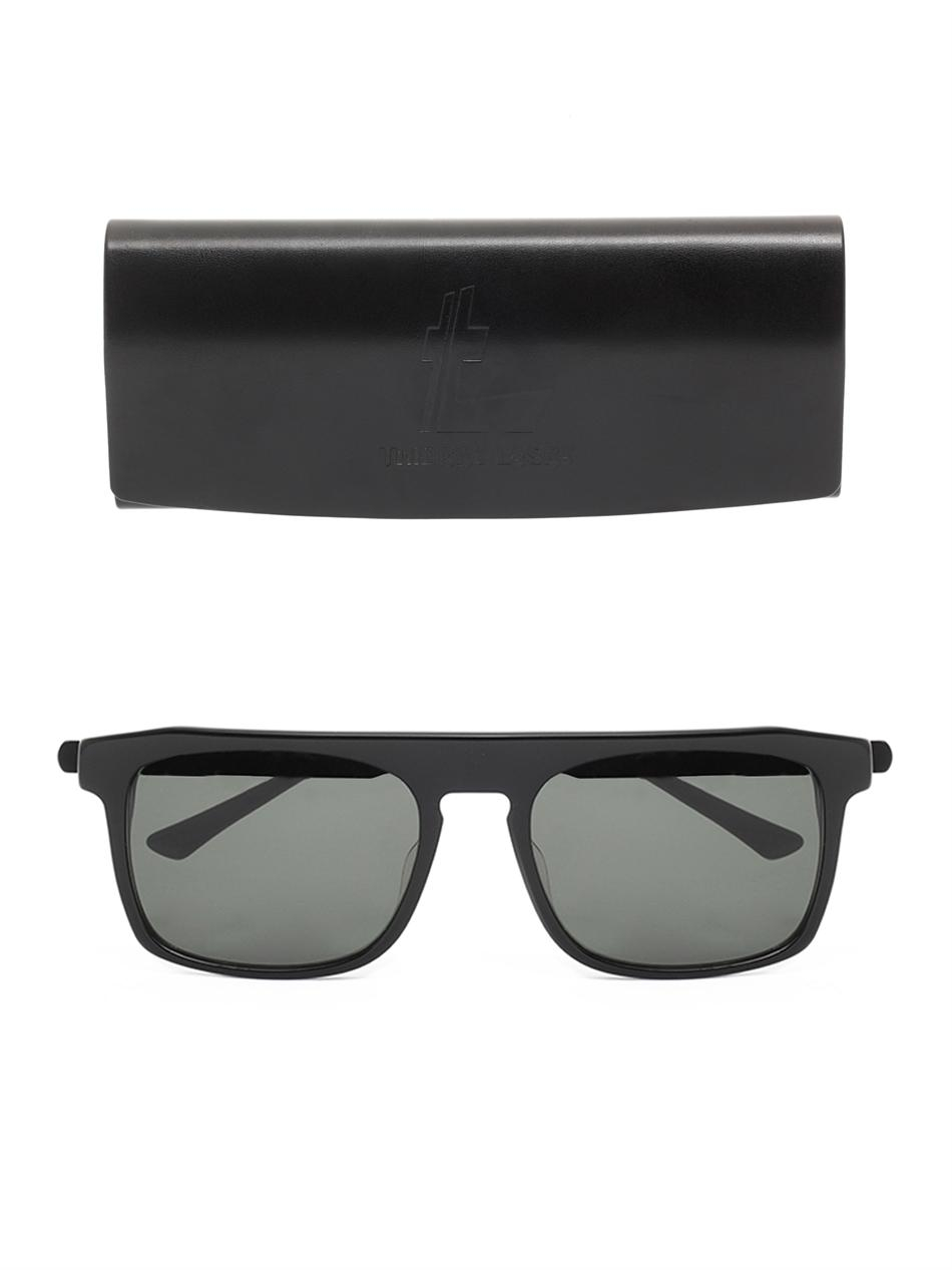 Thierry Lasry Kendry Acetate Sunglasses in Black for Men