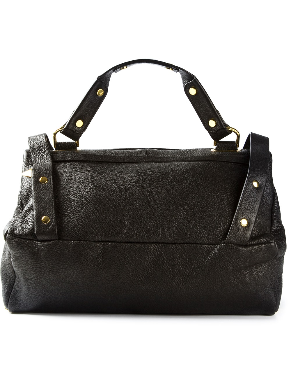Golden Lane Tote Bag In Black Lyst