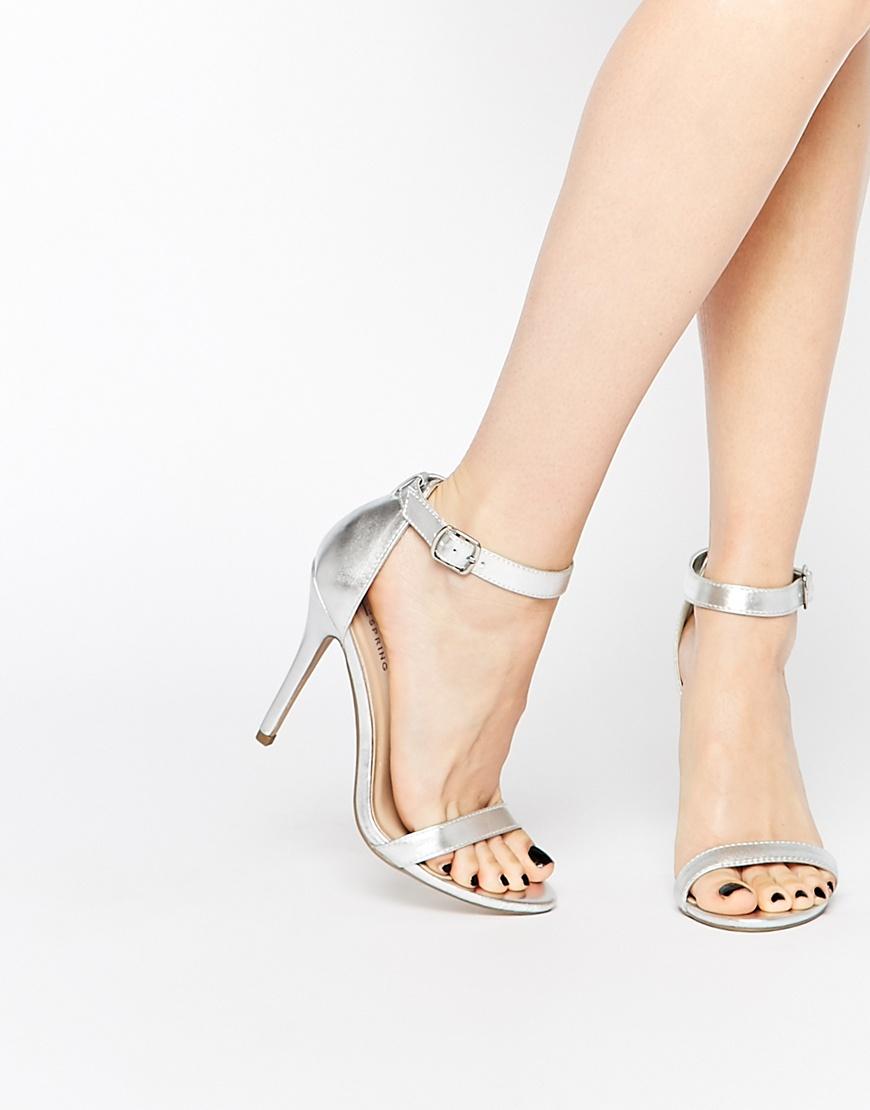 Call it SpringAHLBERG - High heeled sandals - black PxGvNk