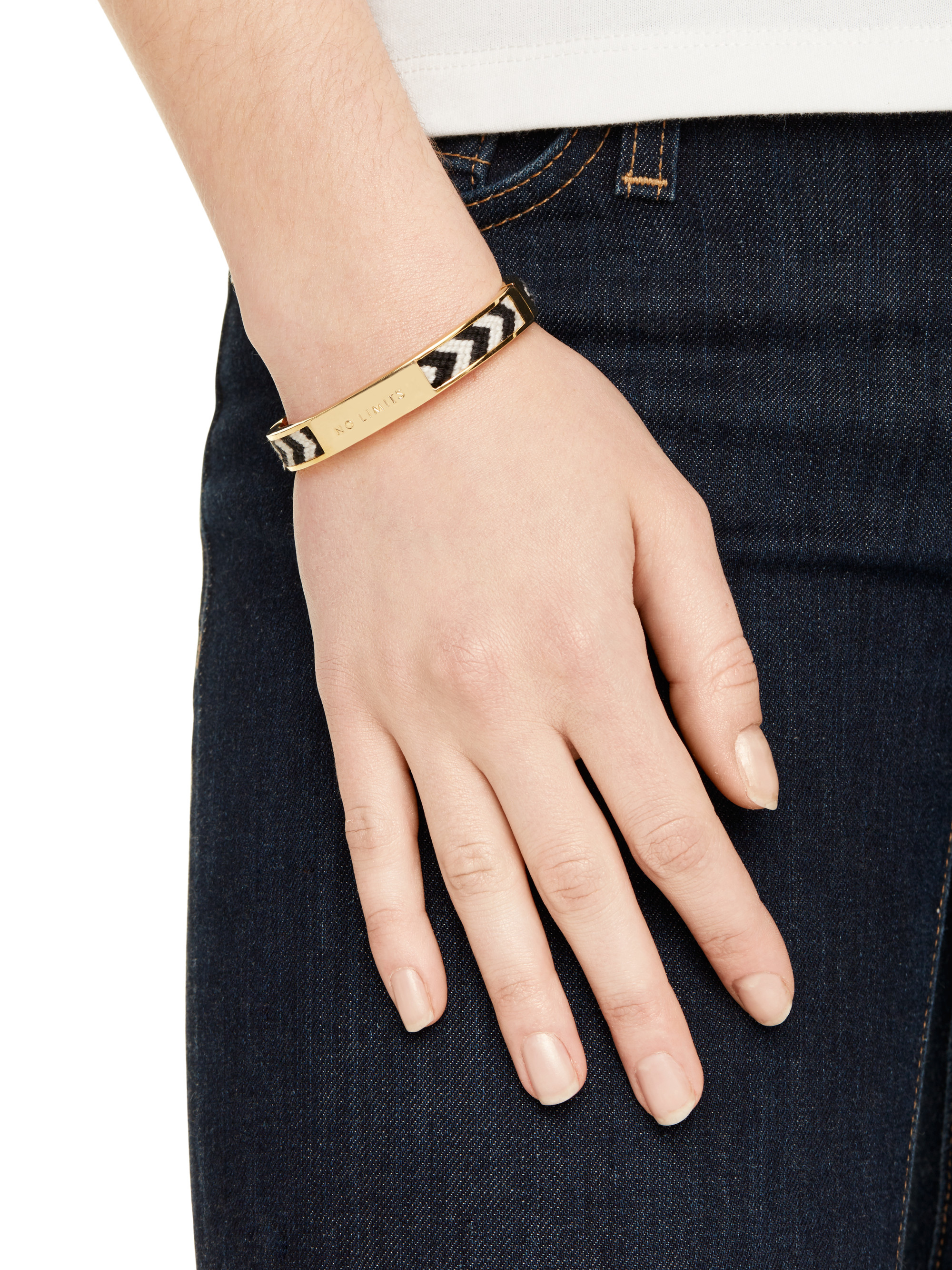 Kate Spade Partner In Crime Bracelet Alert