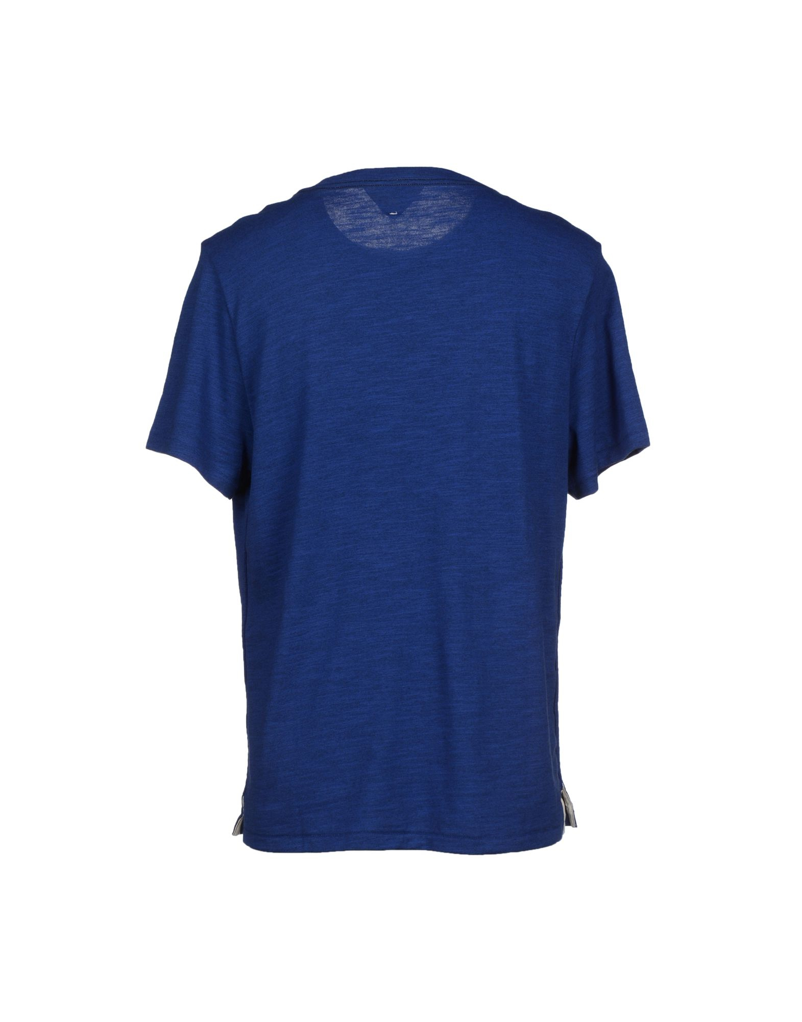 Rag bone t shirt in blue for men lyst for Rag and bone t shirts