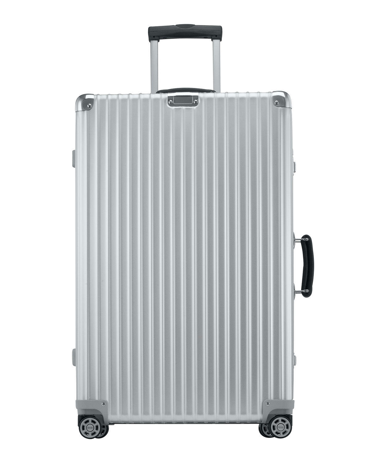 rimowa classic flight 29 multiwheel in metallic for men. Black Bedroom Furniture Sets. Home Design Ideas