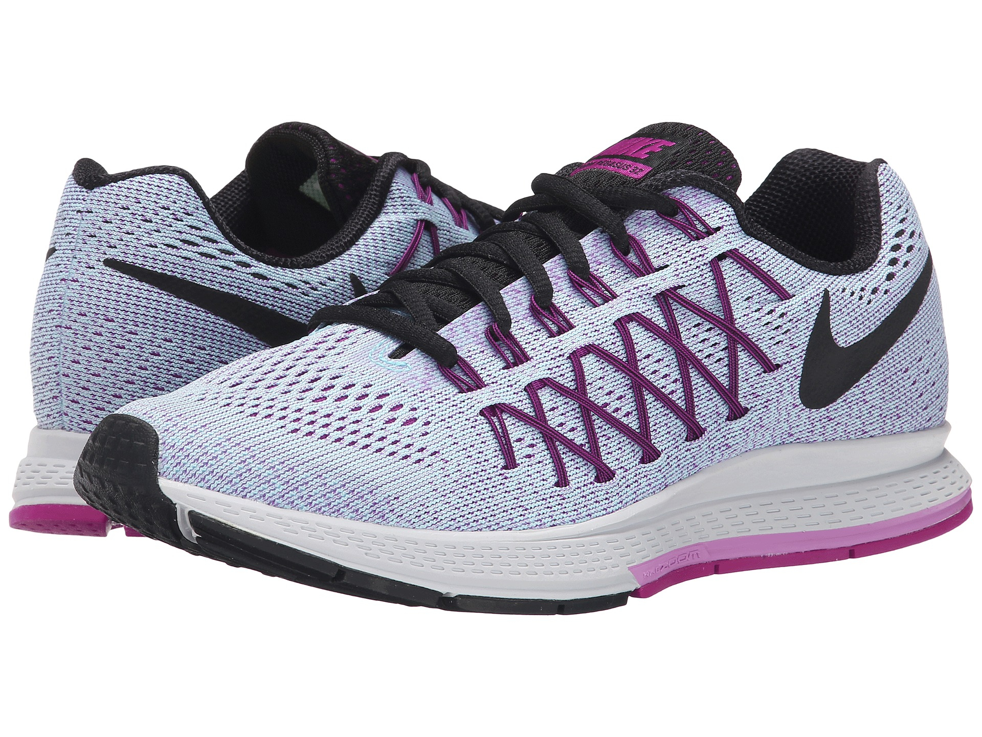 new styles 5d1d8 4ca41 ... womens nike air zoom pegasus 32 flash running shoes . ...