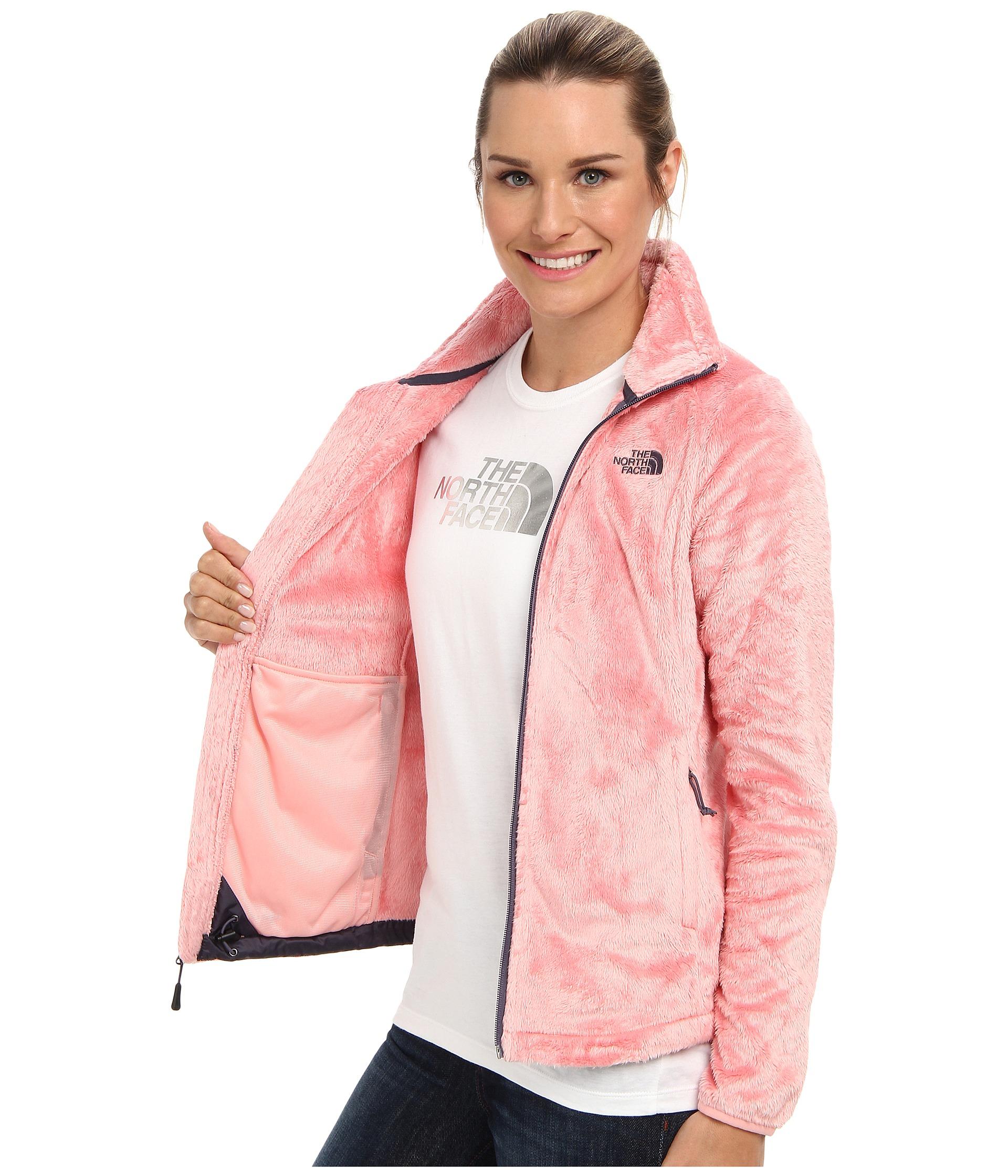 e9268cec6 Women's Pink Osito 2 Jacket