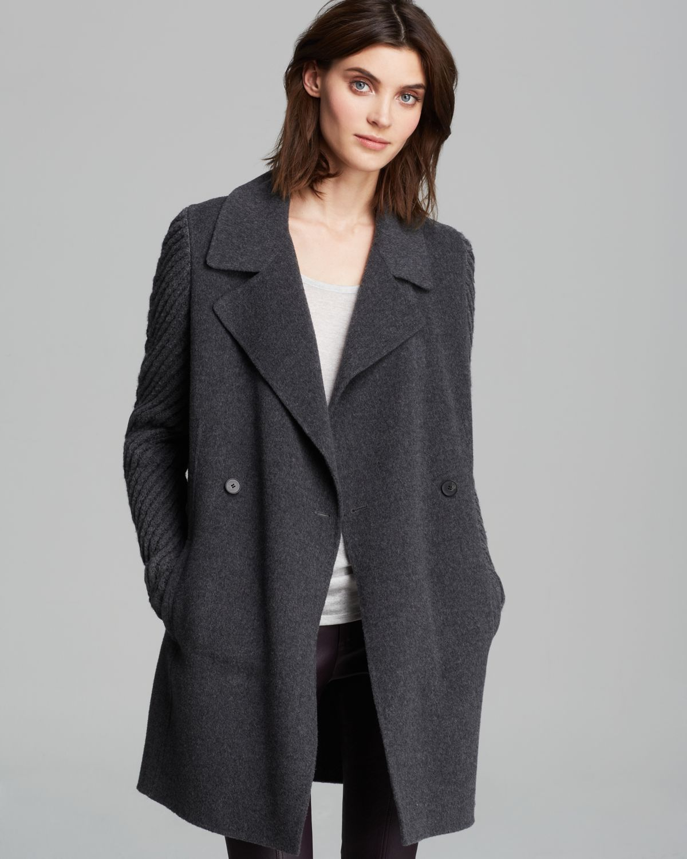 Vince Sweater Coats On Sale - Long Sweater Jacket