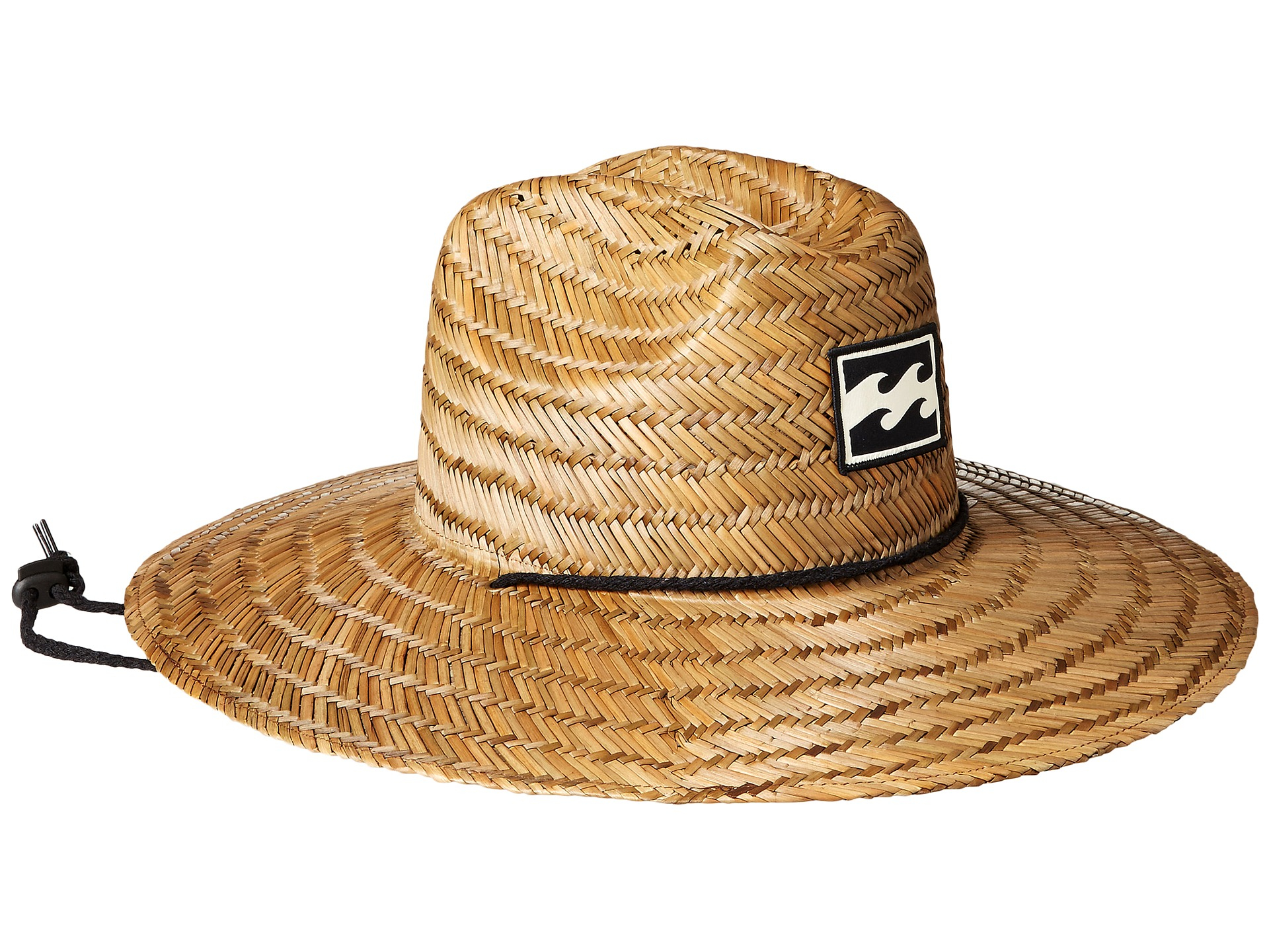Lyst Billabong Bazza Straw Lifeguard Hat In Brown For Men
