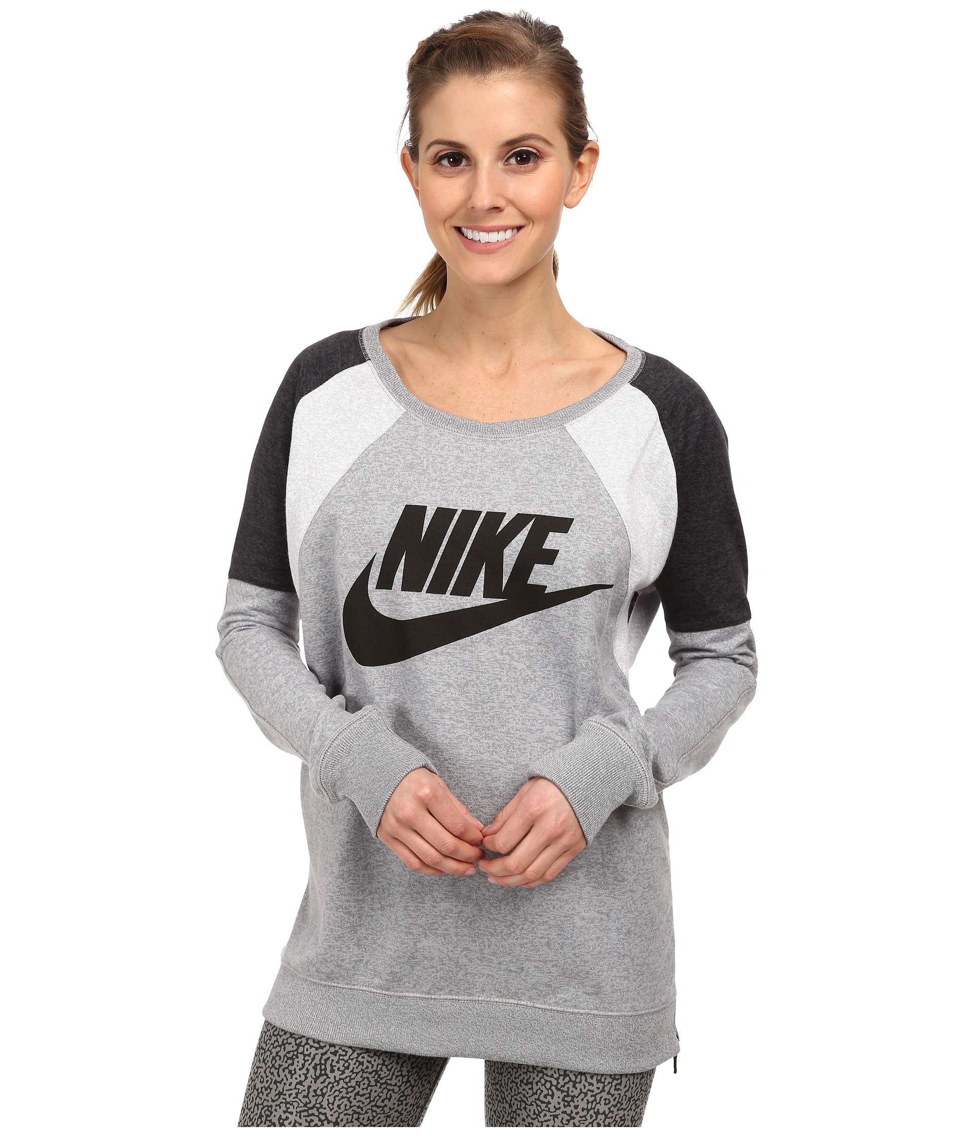 Popular NIKE SPORTSWEAR NIKE DISTRICT 72 FX HOODIE  Grey  Jimmy Jazz