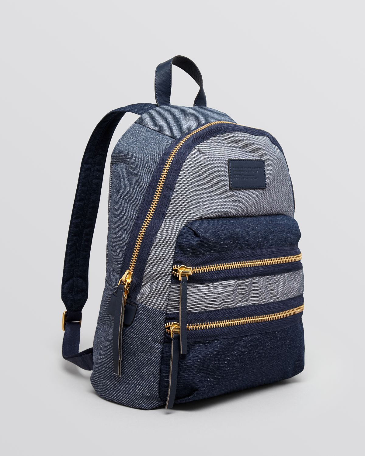 marc by marc jacobs backpack domo arigato chambray pack. Black Bedroom Furniture Sets. Home Design Ideas