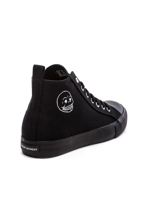 Cheap Monday Base High Top Sneaker in