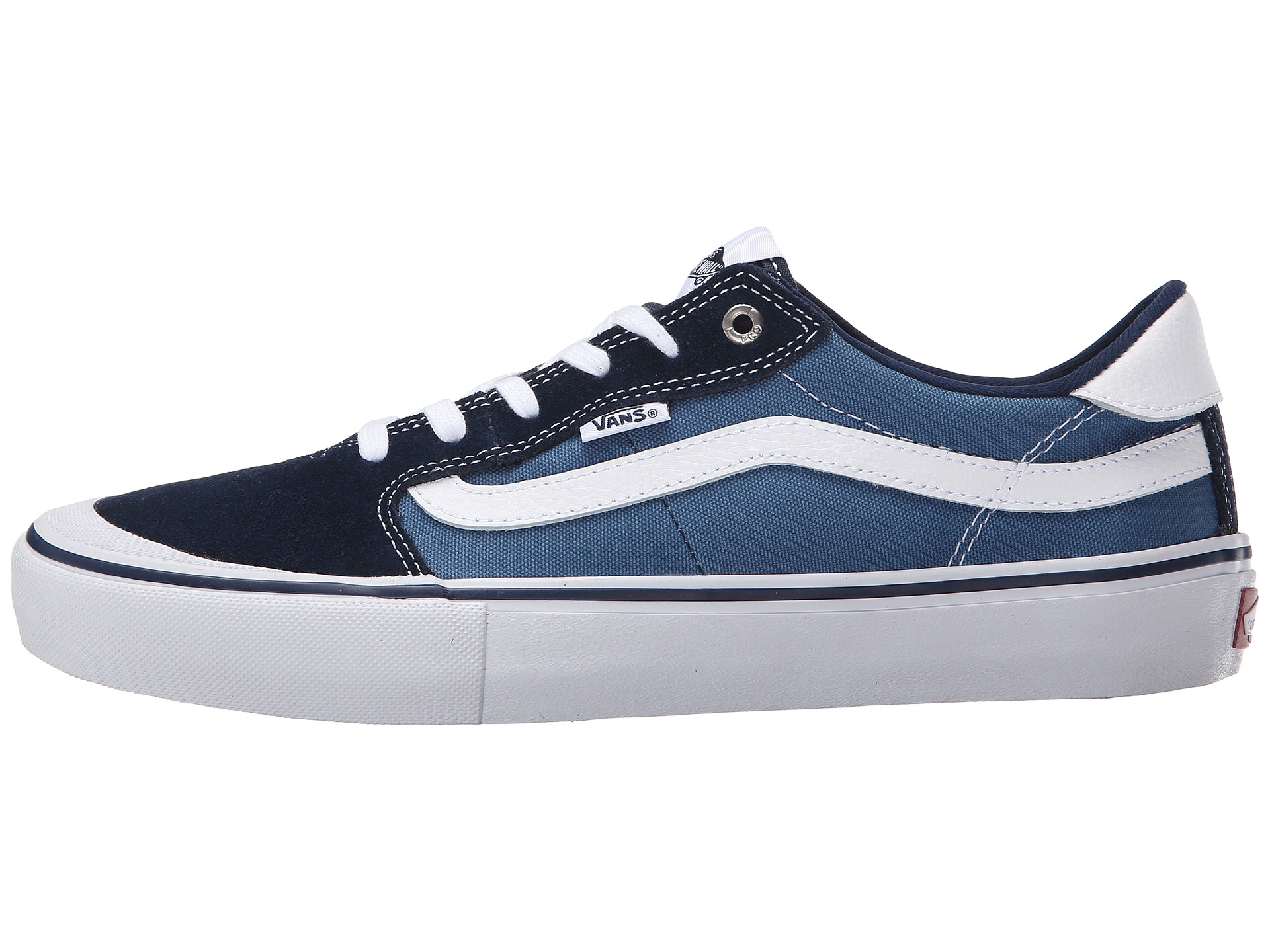 Vans Suede Style 112 Pro in Blue for