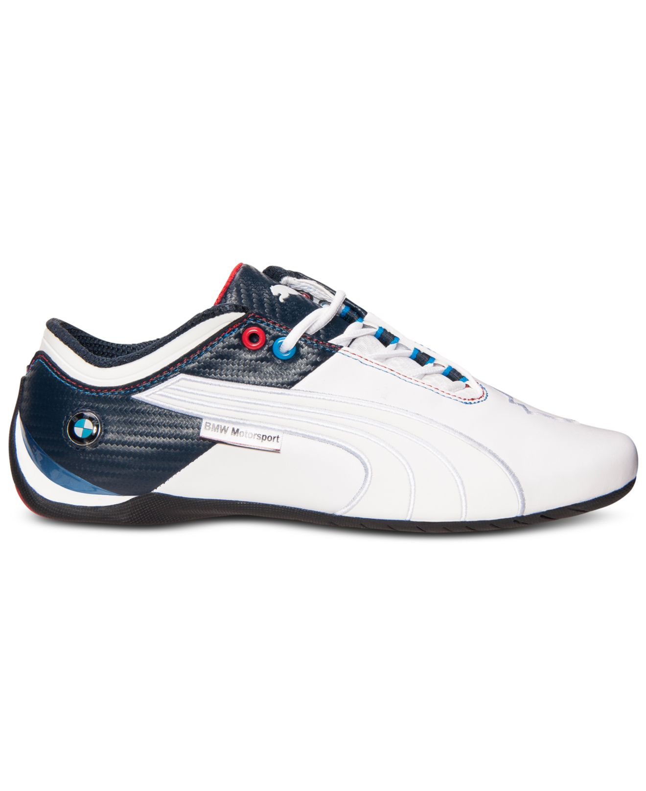 0676fff41be9 Lyst - PUMA Mens Future Cat M1 Bmw Big Carbon Casual Sneakers From ...