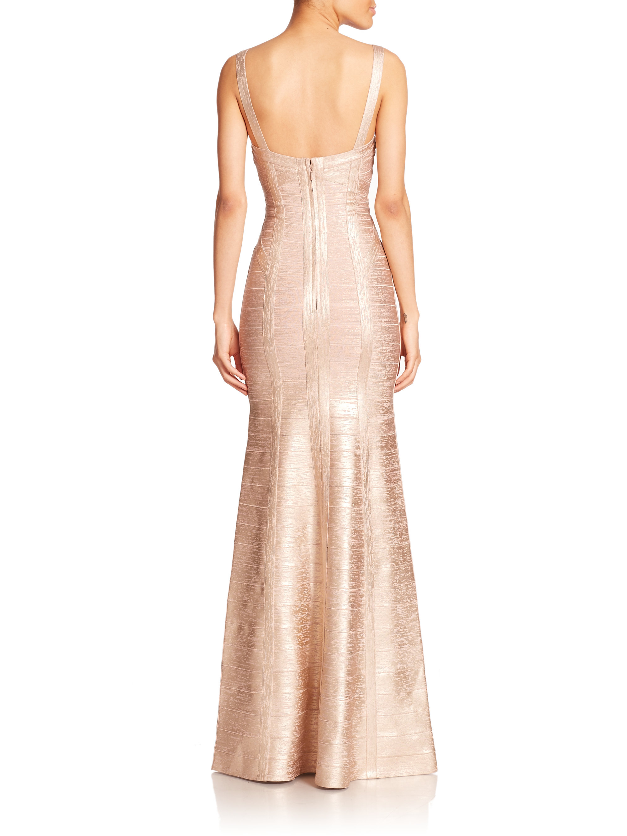 0e6735ade21c Gallery. Previously sold at: Saks Fifth Avenue · Women's Herve Leger Bandage