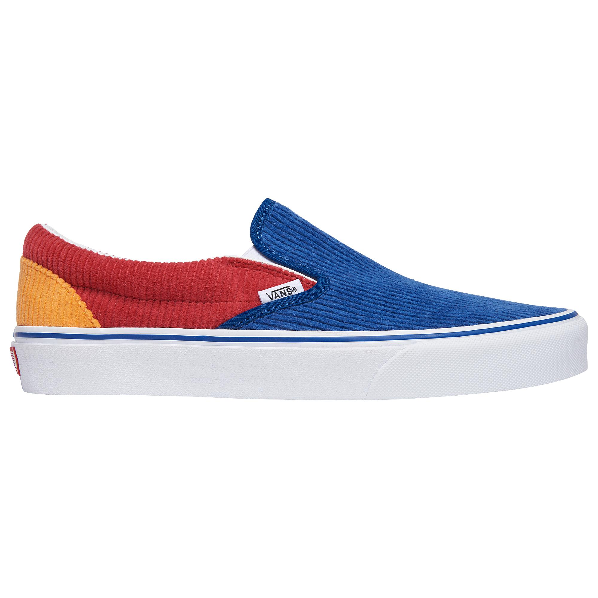 Vans Canvas Classic Slip On - Shoes in