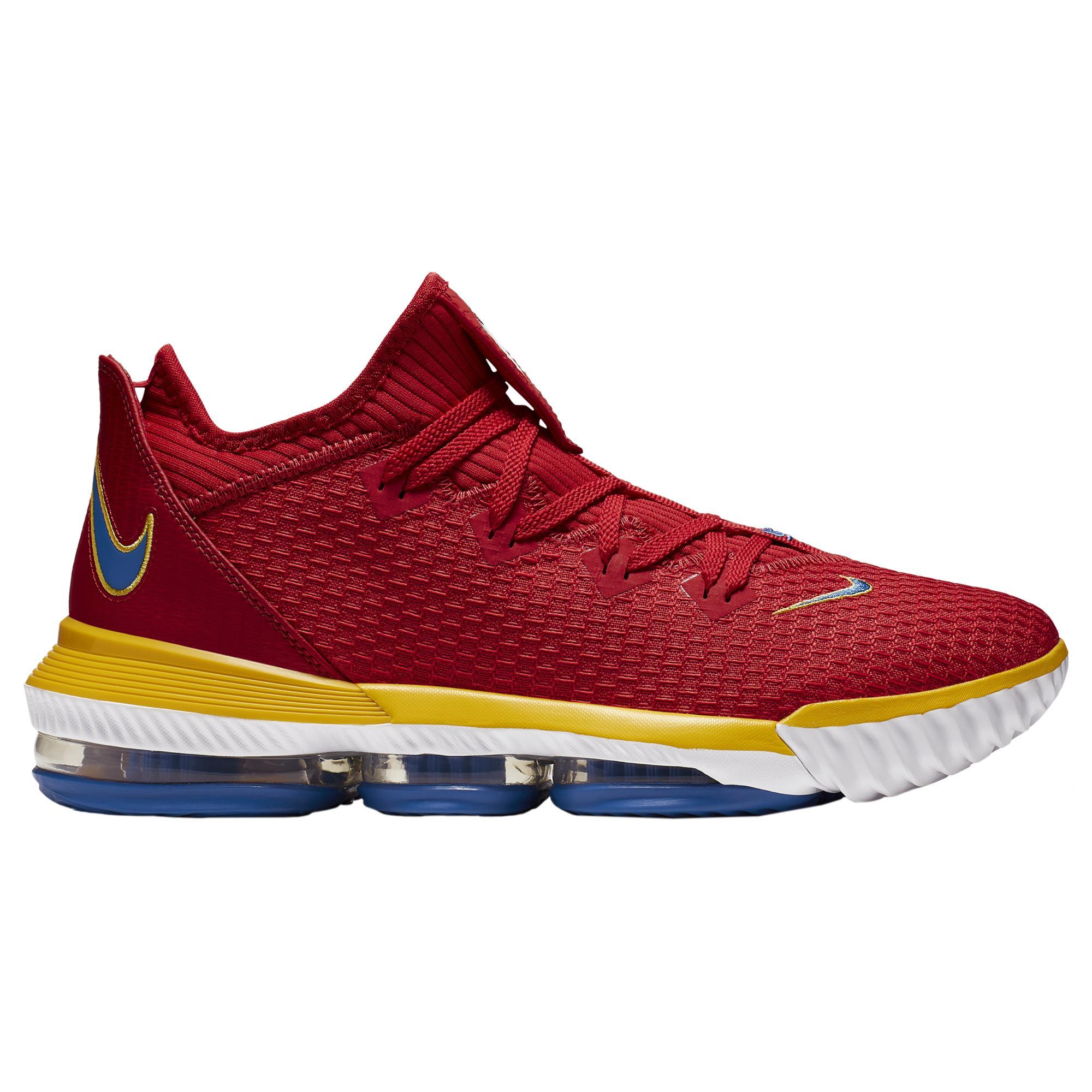 scarpe nike lebron 16 low