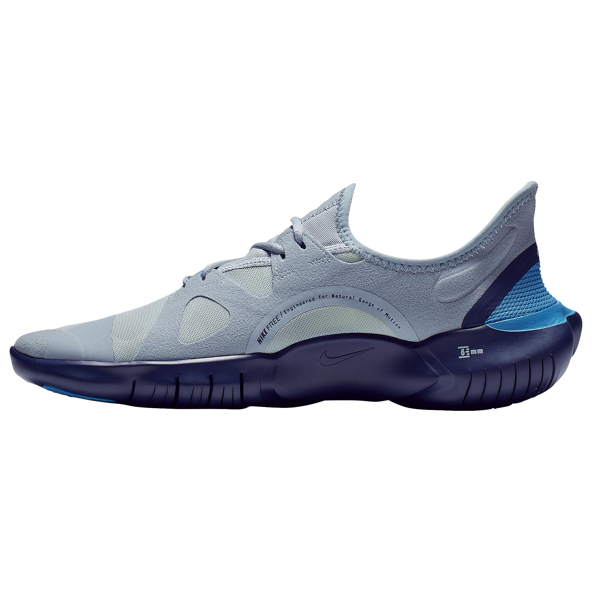 finest selection d1b4a b4f2a Nike Free Rn 5.0 in Blue for Men - Lyst