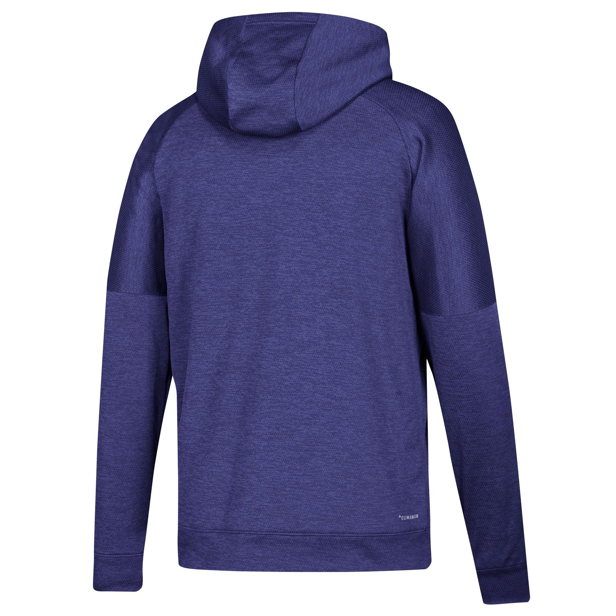 Adidas Men's Team Issue 14 Zip Fleece Pullover