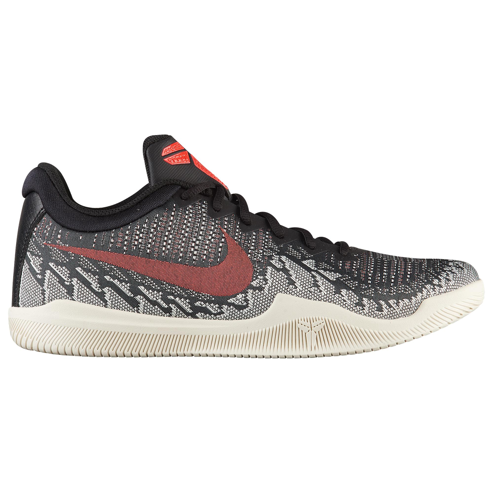 Nike Rubber Kobe Bryant Mamba Rage in Black for Men - Lyst