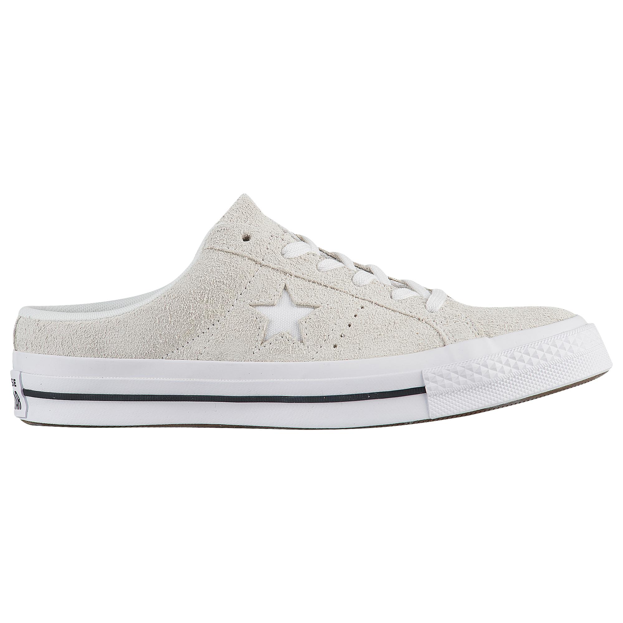 Converse One Star Mule Sneakers, Women's Fashion, Shoes