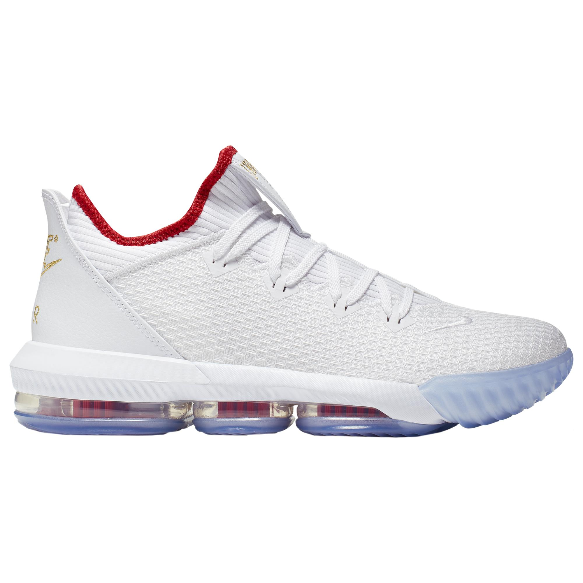 Nike Lebron 16 Low Basketball Shoes in