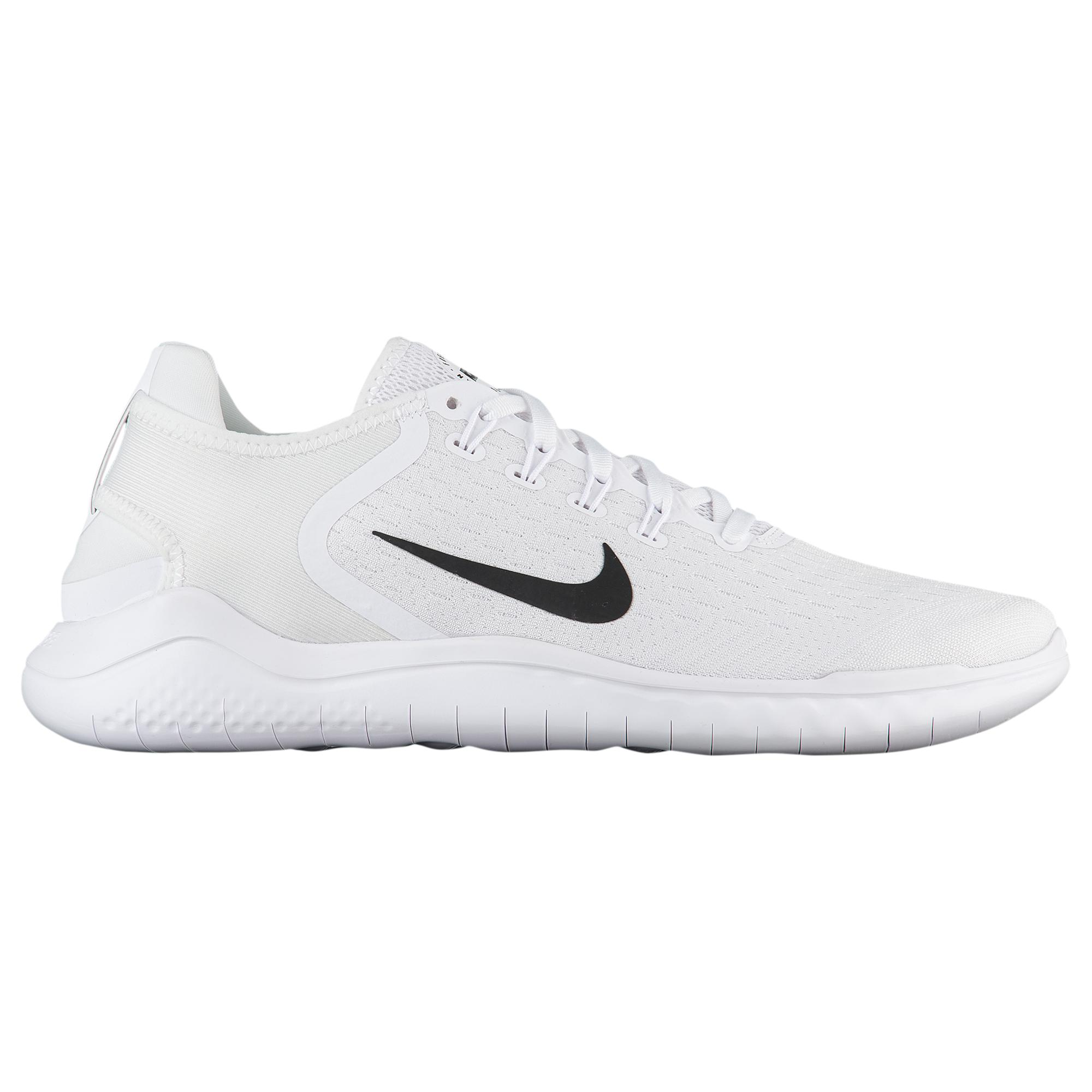 Free Rn 2018 Running Shoes in White