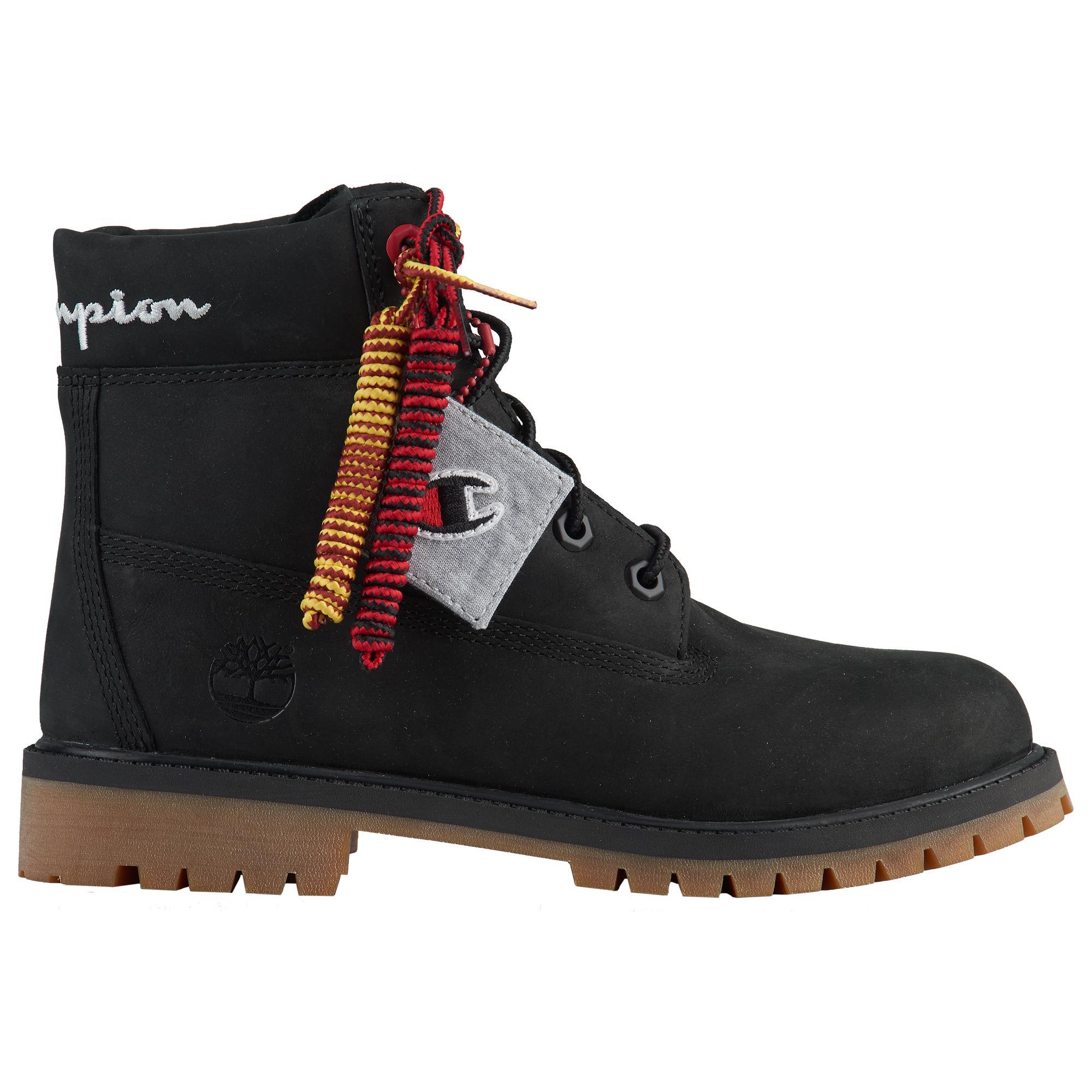 Timberland Leather \