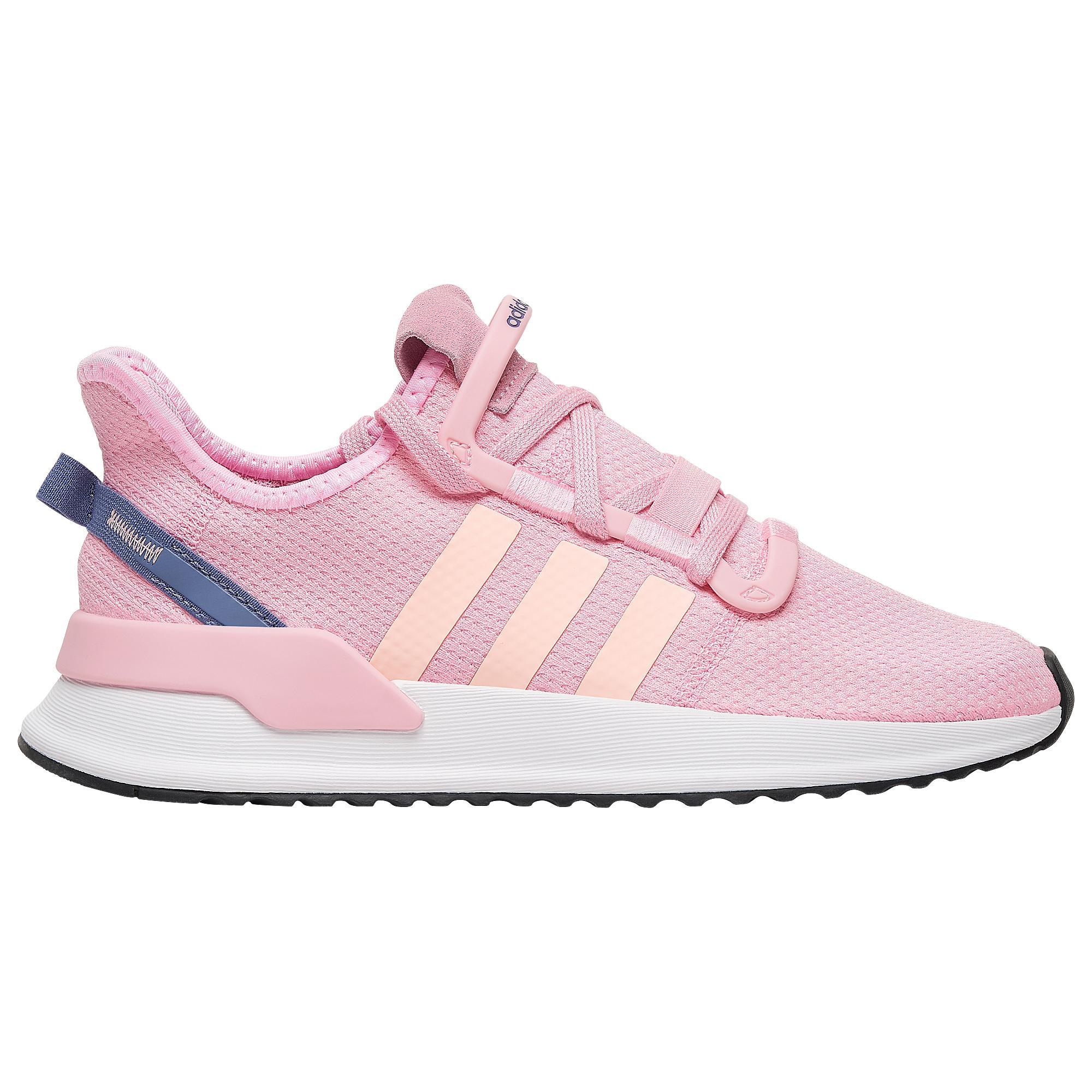 Women's Pink U Path Run Running Shoes