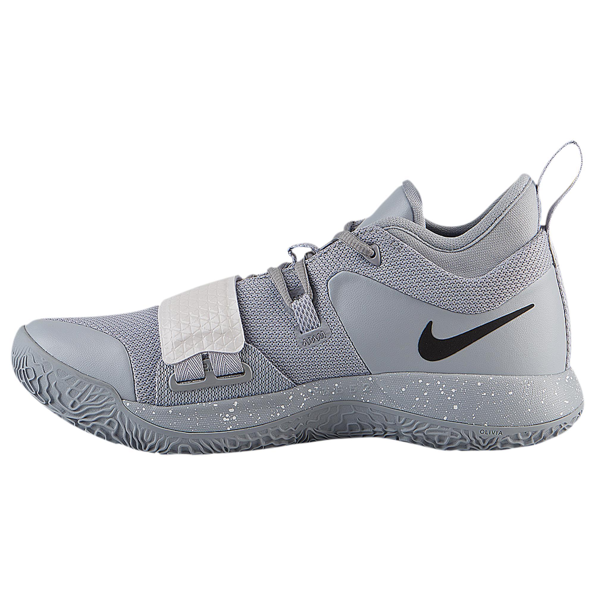 huge selection of 49003 c70fd Men's Gray Pg 2.5 Basketball Shoes