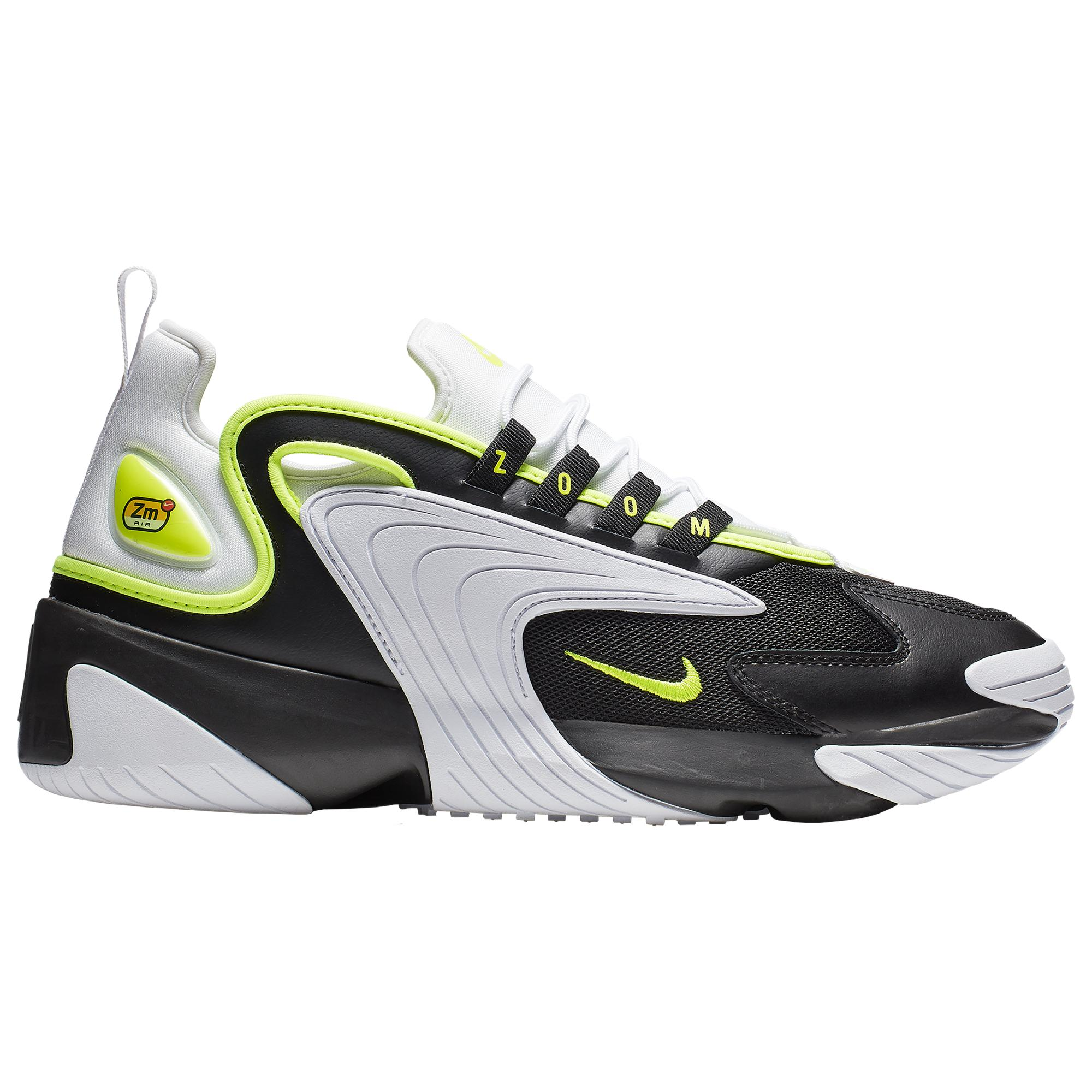 Cusco Estallar manguera  Nike Rubber Zoom 2k Running Shoes in Black for Men - Save 48% - Lyst