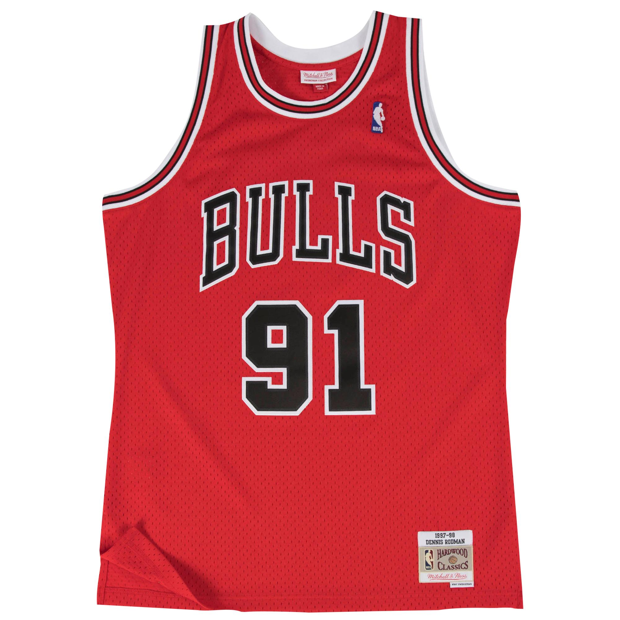 competitive price a6708 84f5d Men's Red Nba Swingman Basketball Jersey
