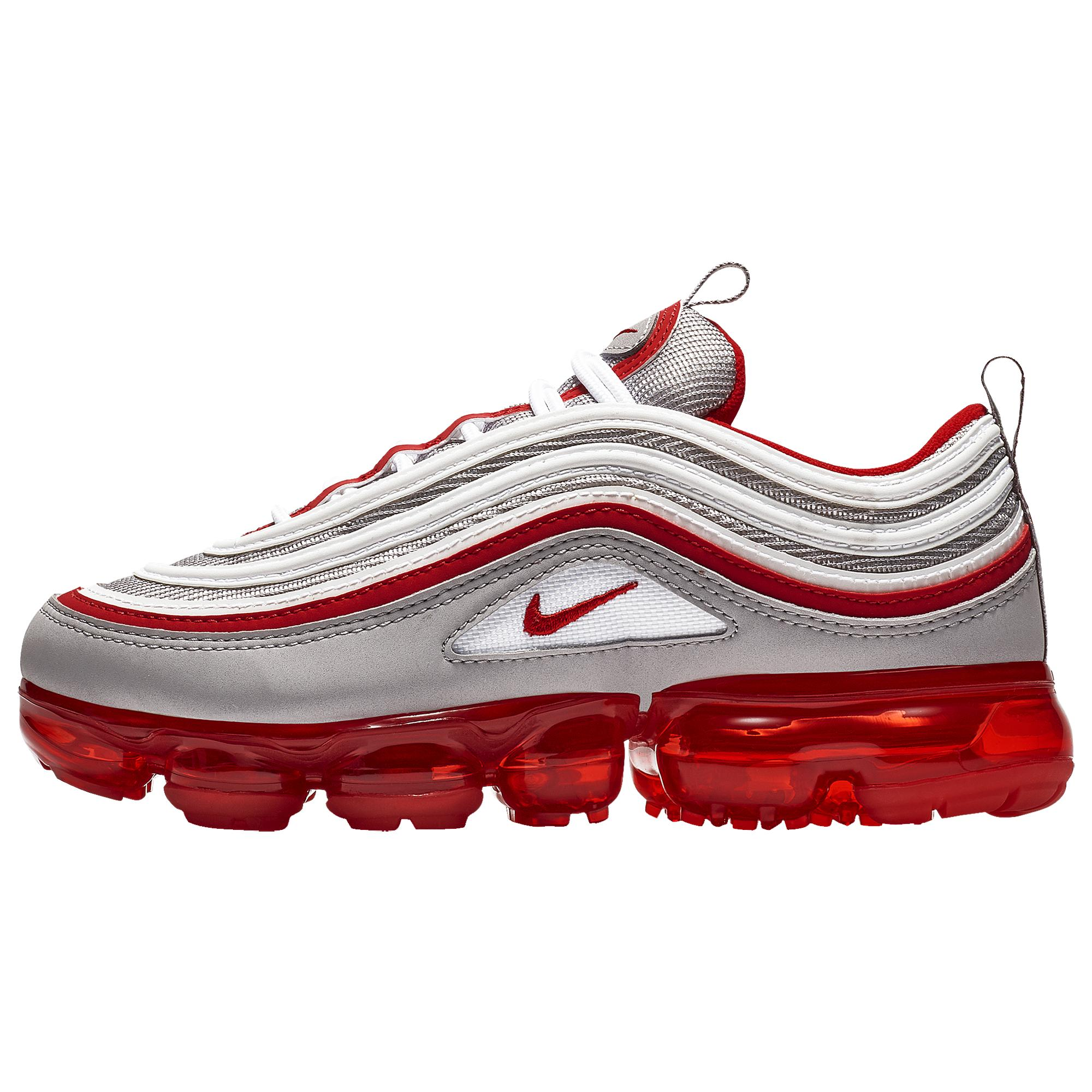 finest selection 71131 75c90 Men's Red Vapormax 97 Running Shoes