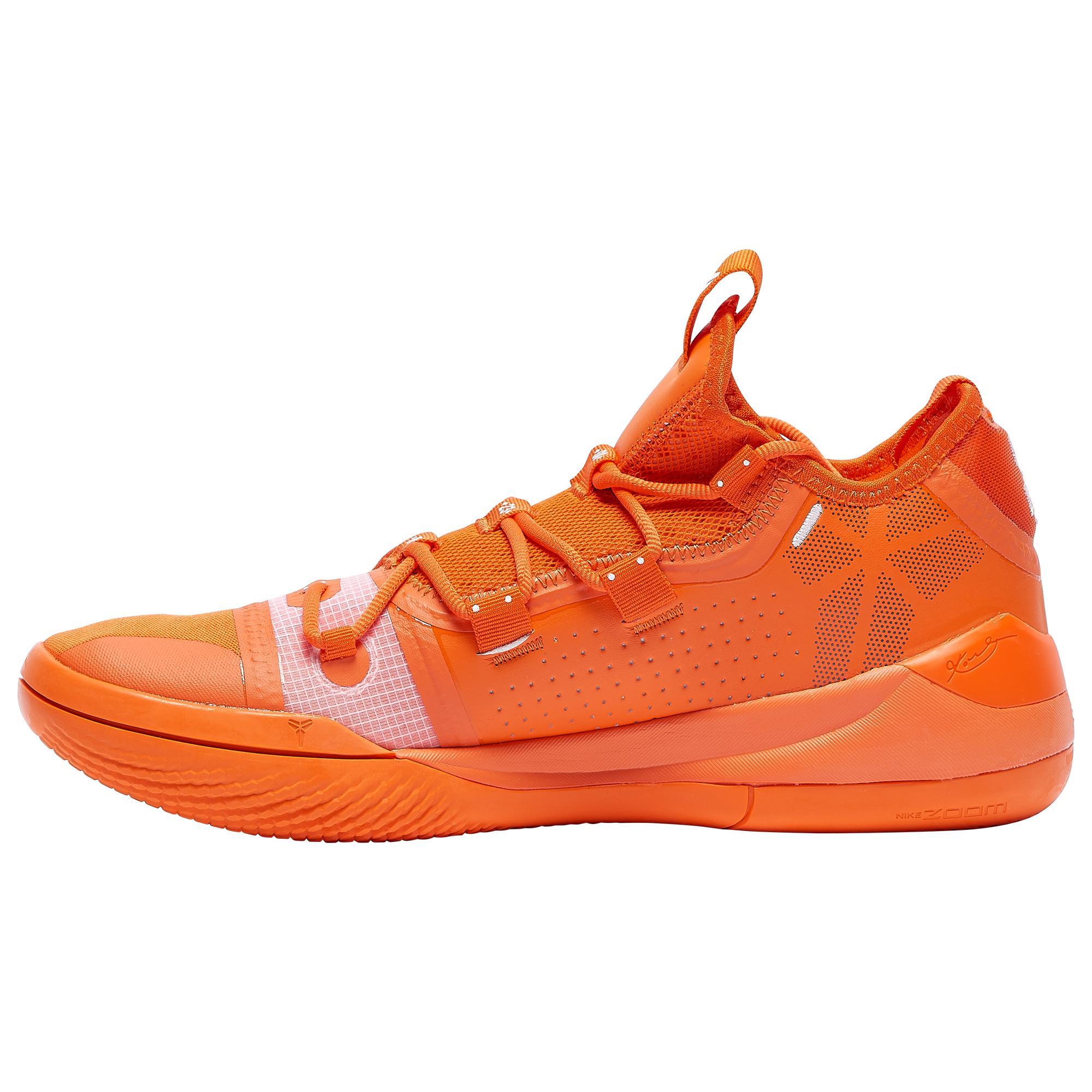 promo code ceb2e 68d9d Men's Orange Kobe Ad Basketball Shoes