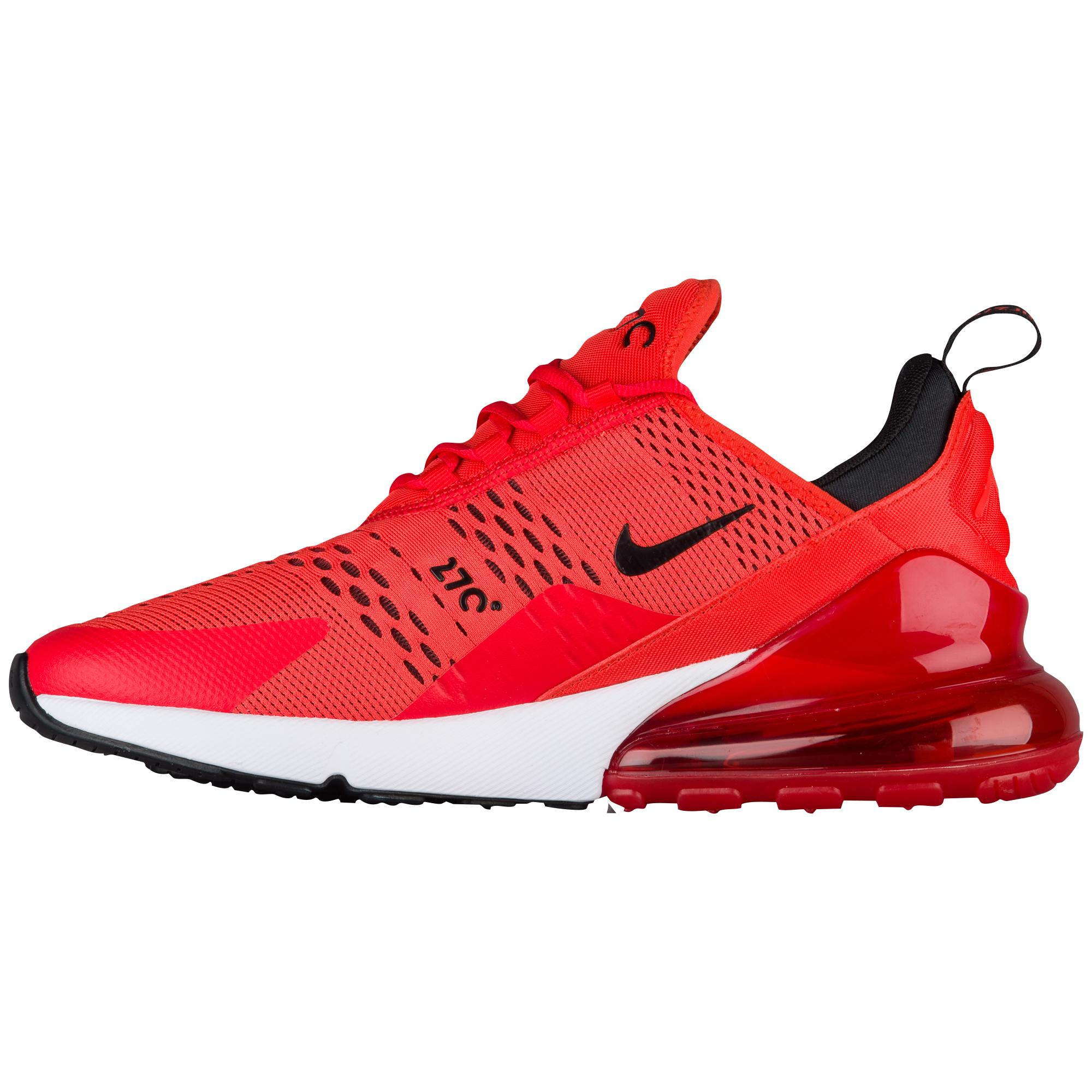 timeless design 240ea 09dfa Nike Air Max 270 in Red for Men - Lyst