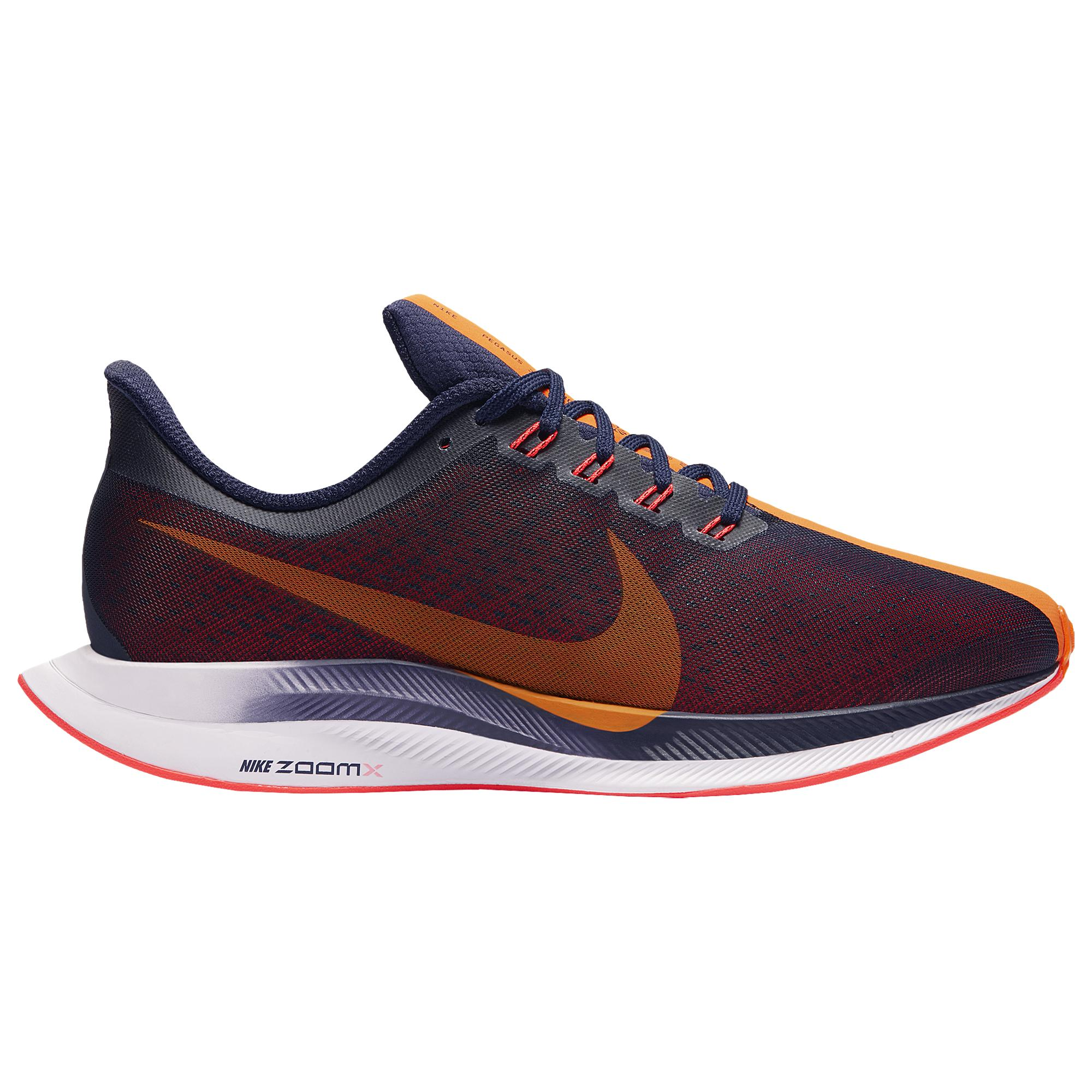 Municipios peine valor  Nike Air Zoom Pegasus 35 Turbo Running Shoes in Blue - Lyst