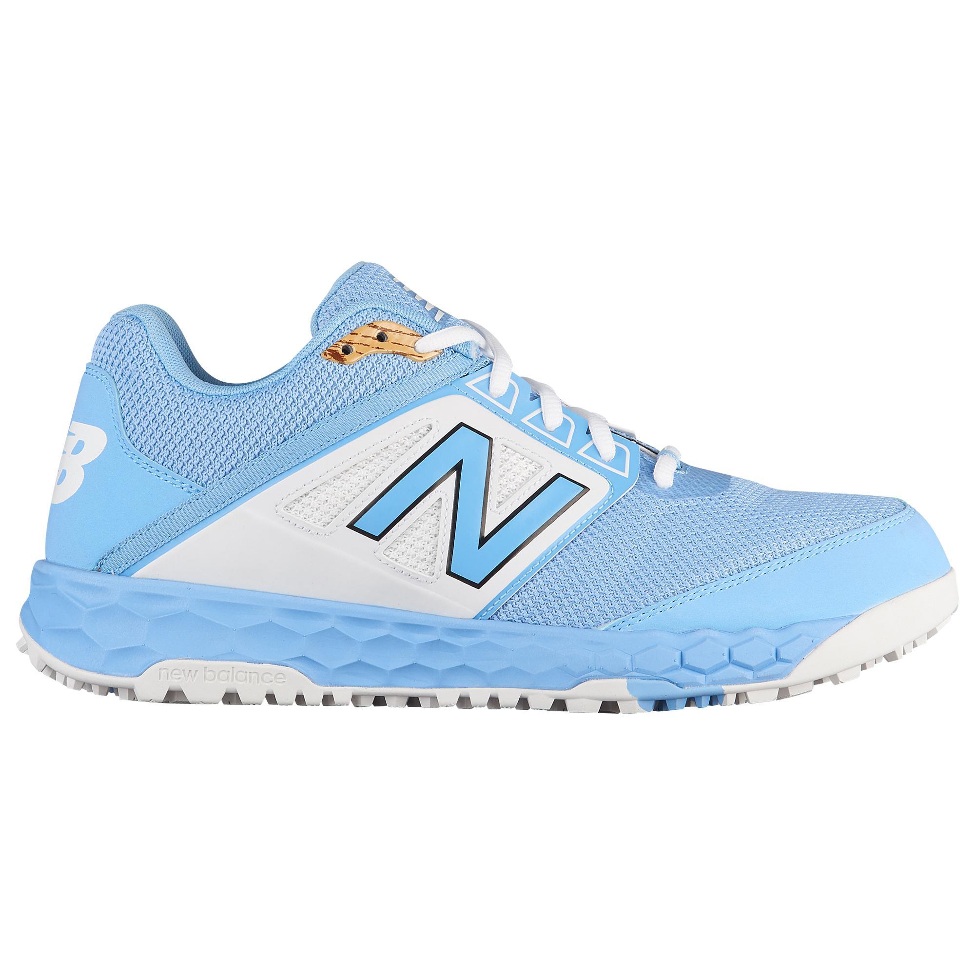 new product 57790 e23bb Men's Blue 3000v4 Turf Turf Shoes
