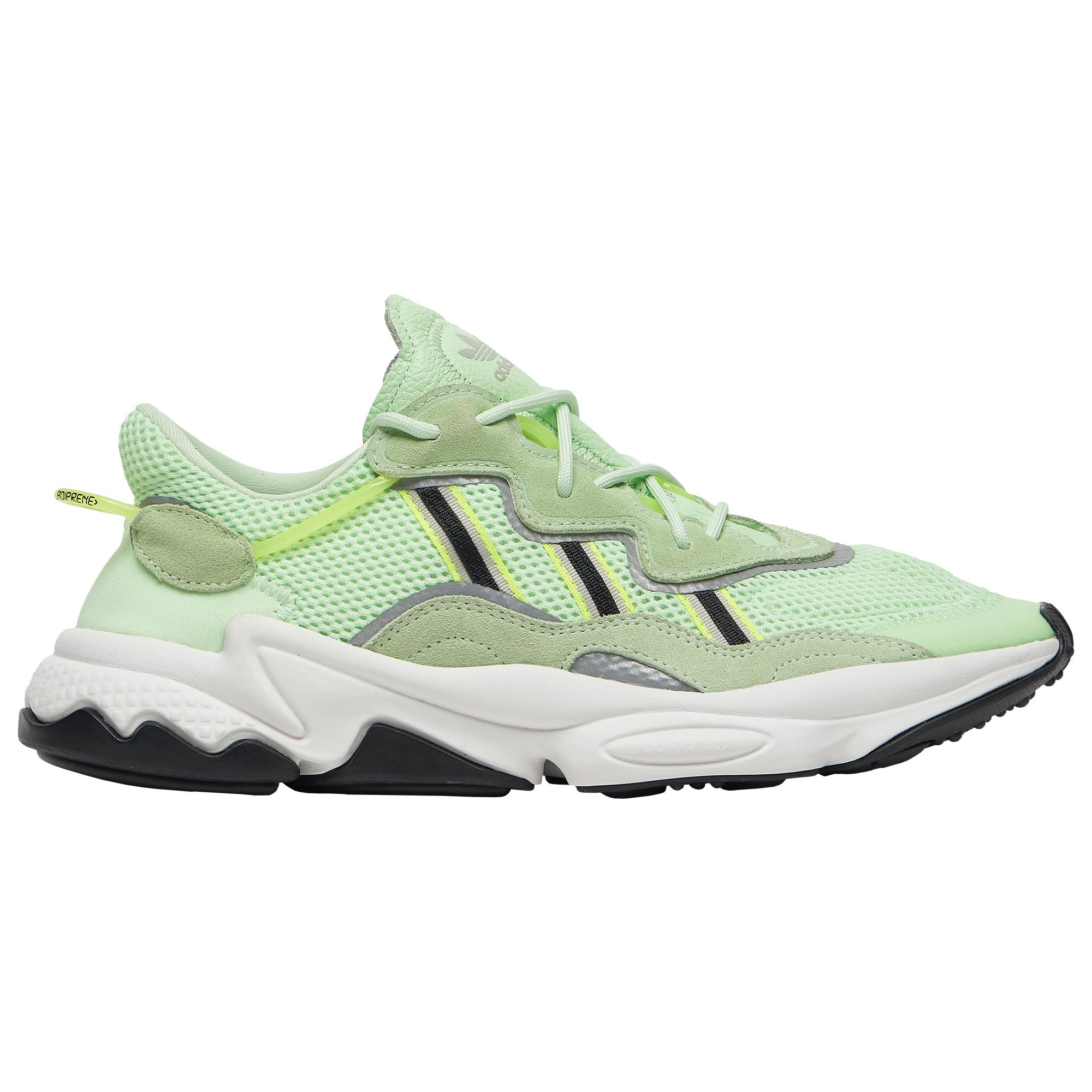 db7dae4b24ef Men's Green Ozweego Running Shoes