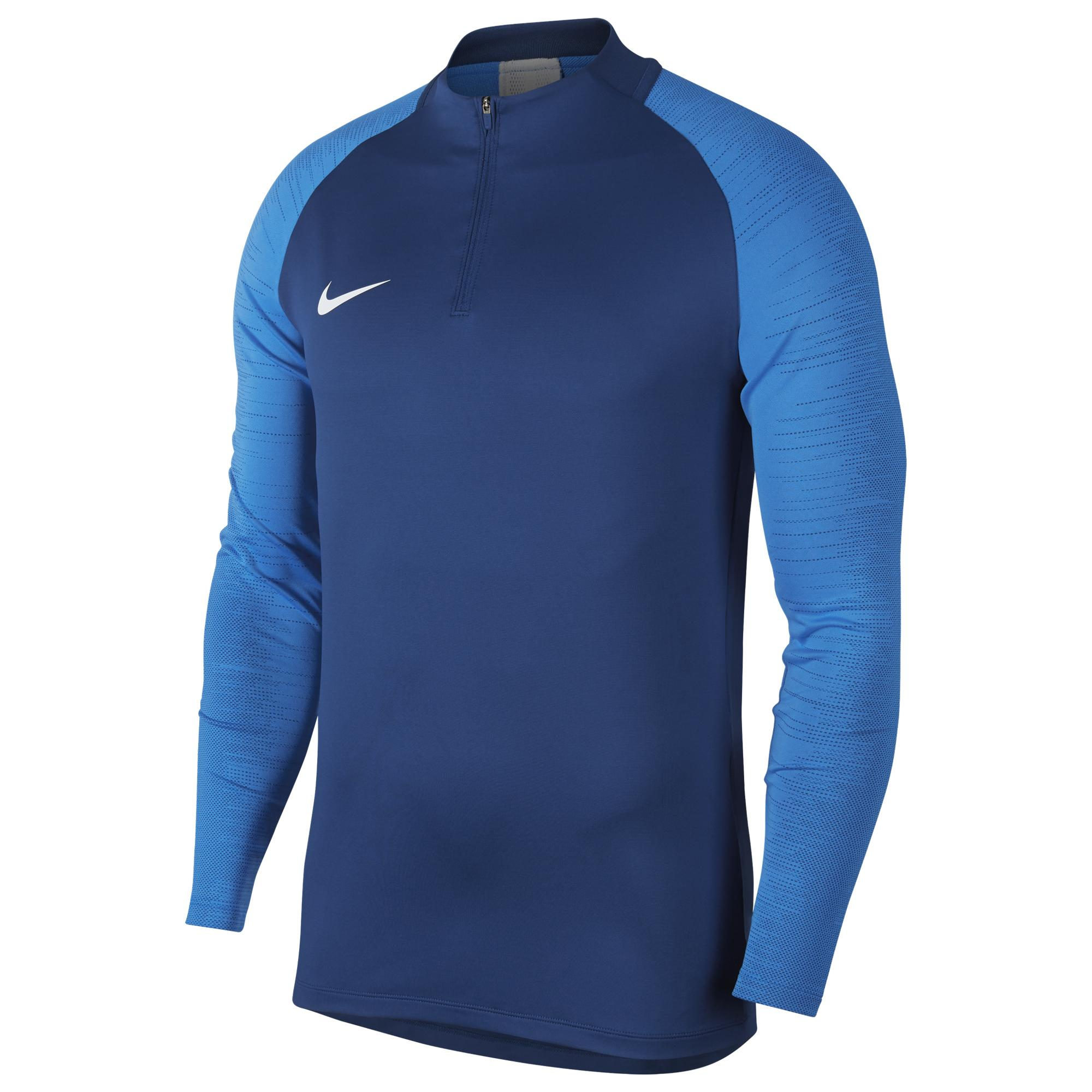 Nike Dri FIT Academy Soccer Top Men coastal blue lt photo blue lt