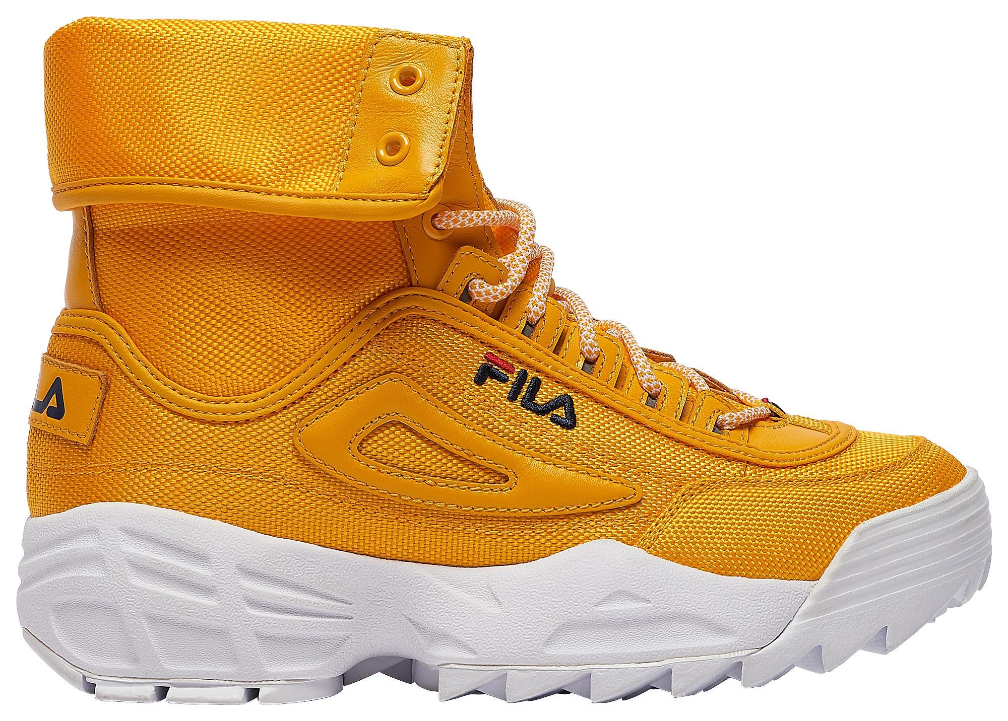Fila Synthetic Disruptor Ballistic Boot