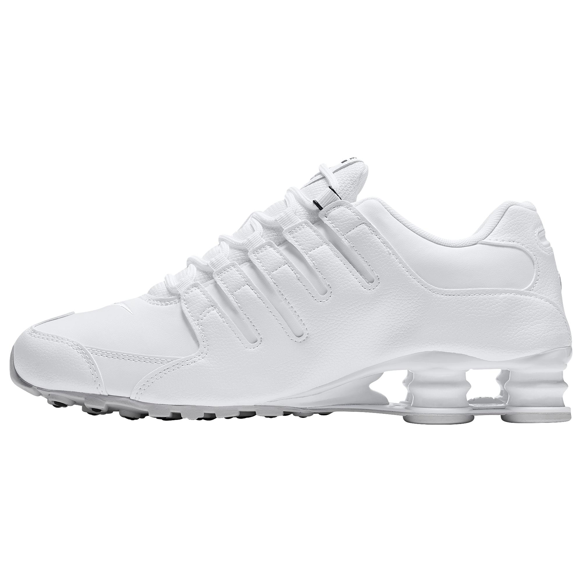 separation shoes b5750 a0aff Men's White Shox Nz Running Shoes