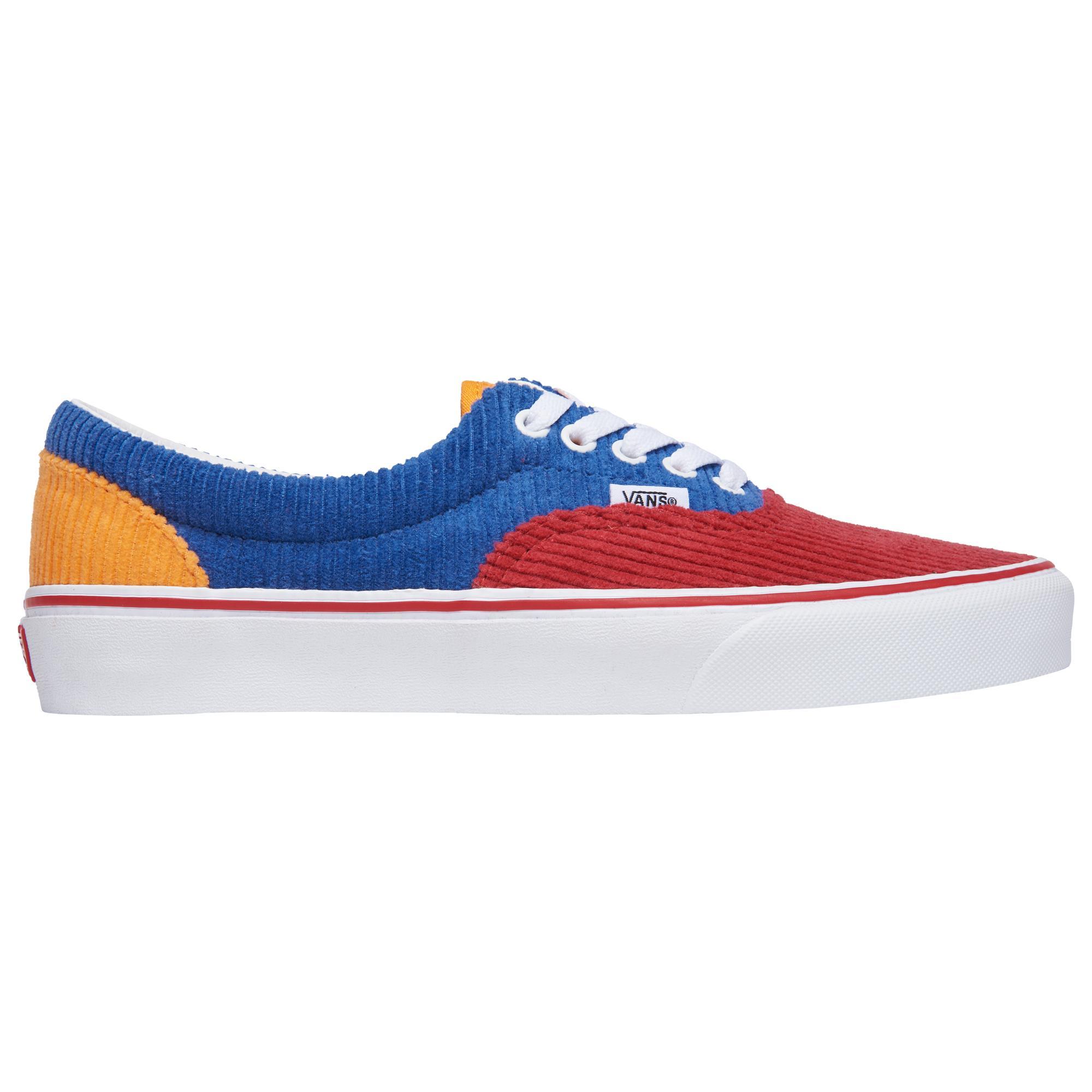 vans red blue era Online Shopping for