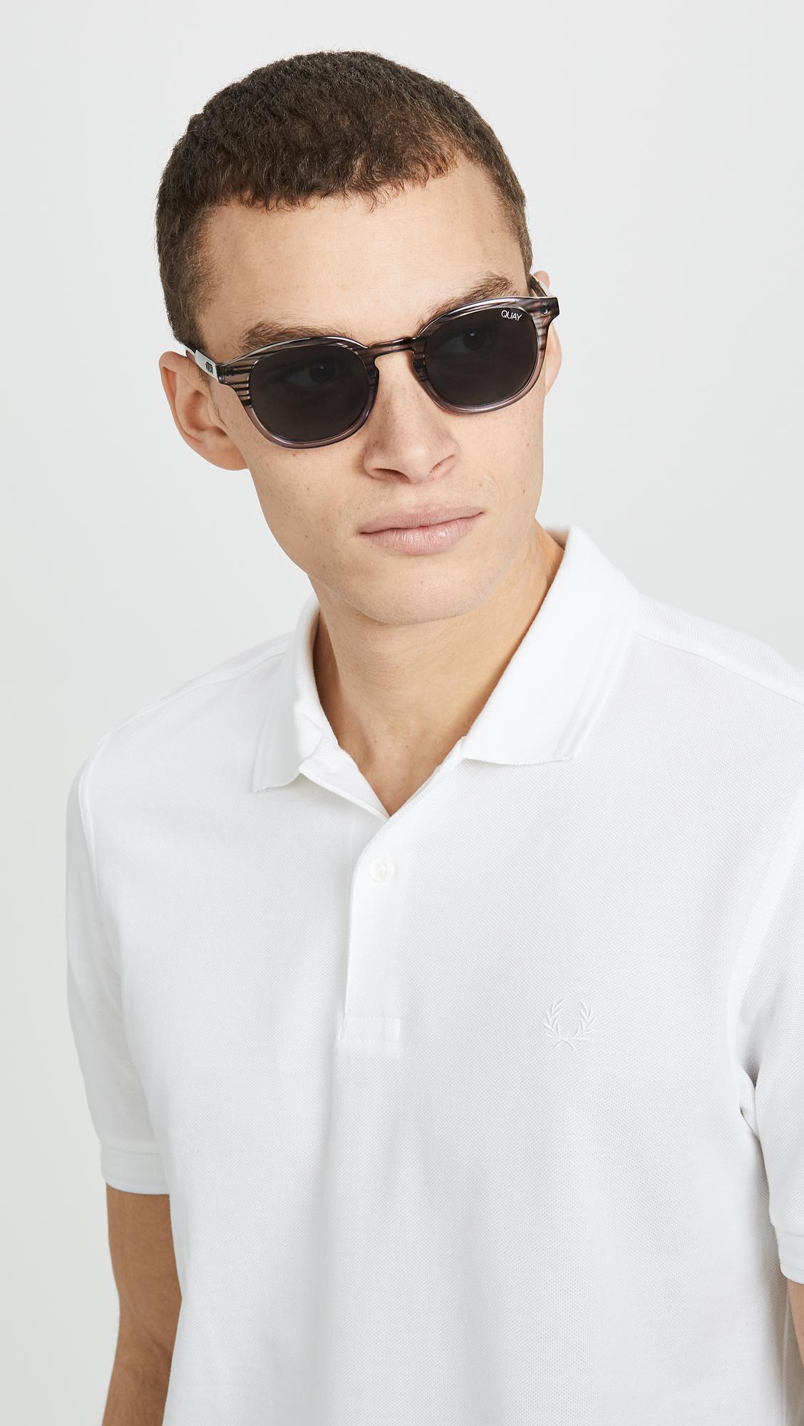 Quay Mens x Barney Cools Coolin Sunglasses
