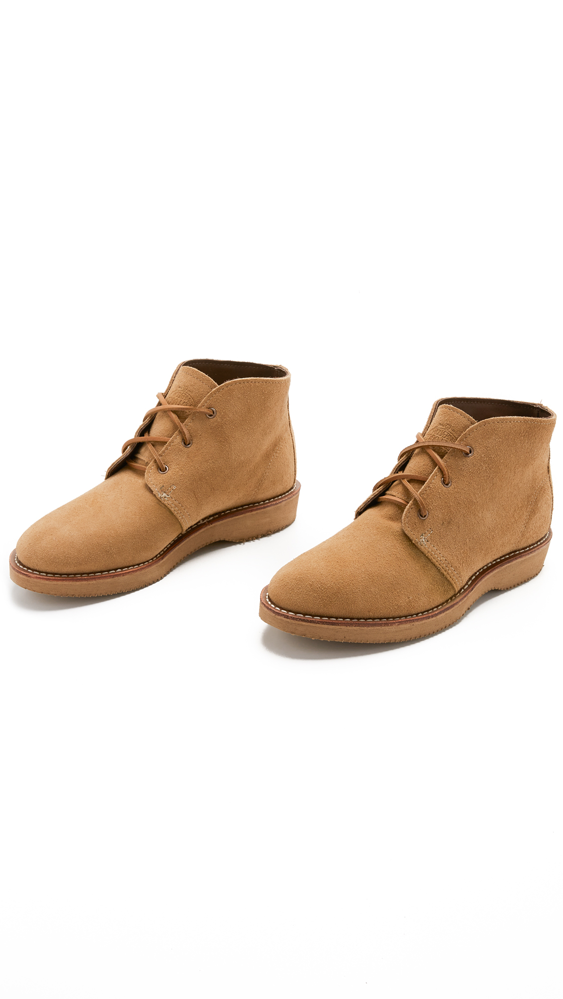 180cf03072e Wolverine Brown Palmer Suede Chukka Boots for men