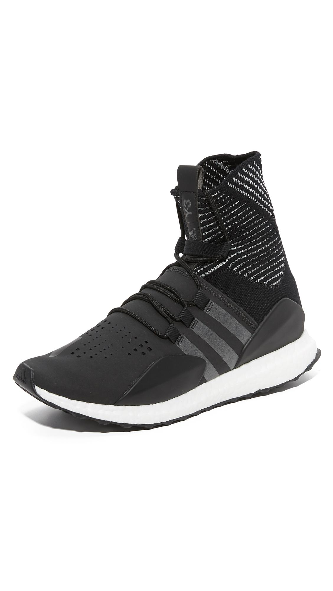 c426fbcce Lyst - Y-3 Y-3s Approach Reflect Sneakers in Black for Men