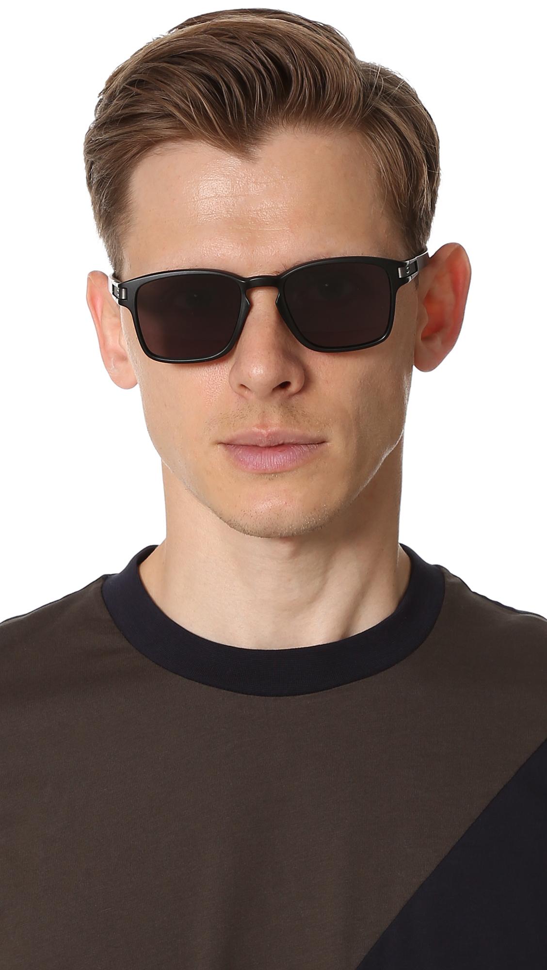 Oakley Latch Square Sunglasses for Men