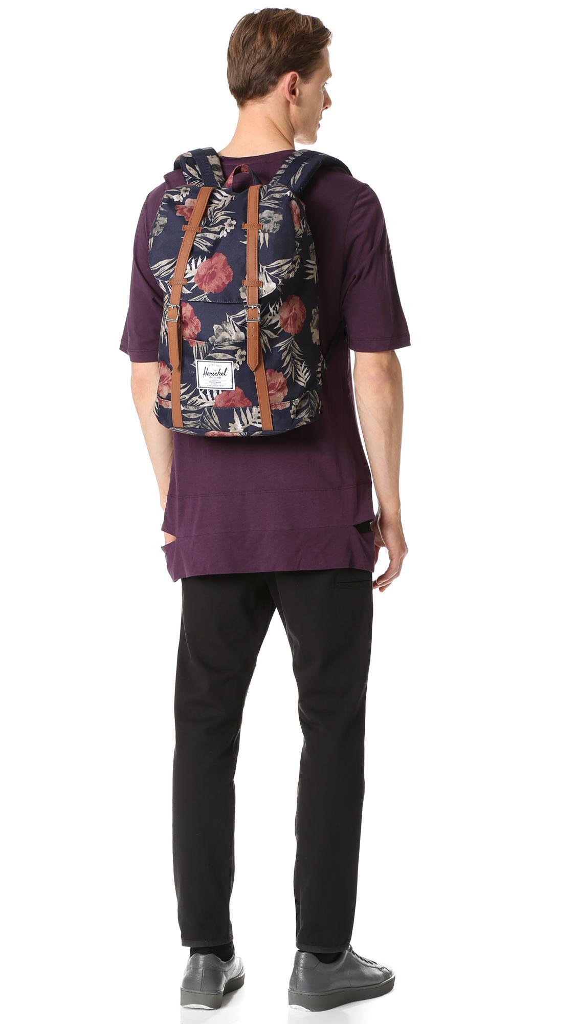 7995af2218 Lyst - Herschel Supply Co. Retreat Backpack for Men