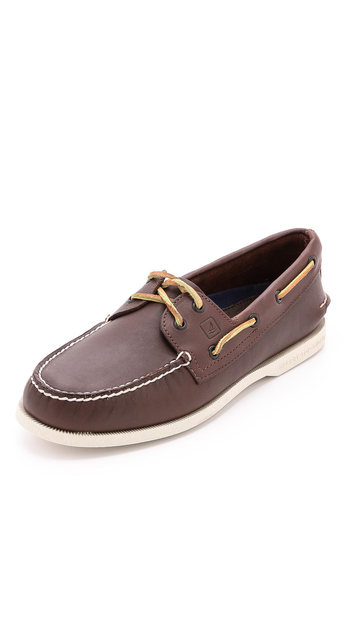 Sperry Top Sider Boat Shoes Sizing