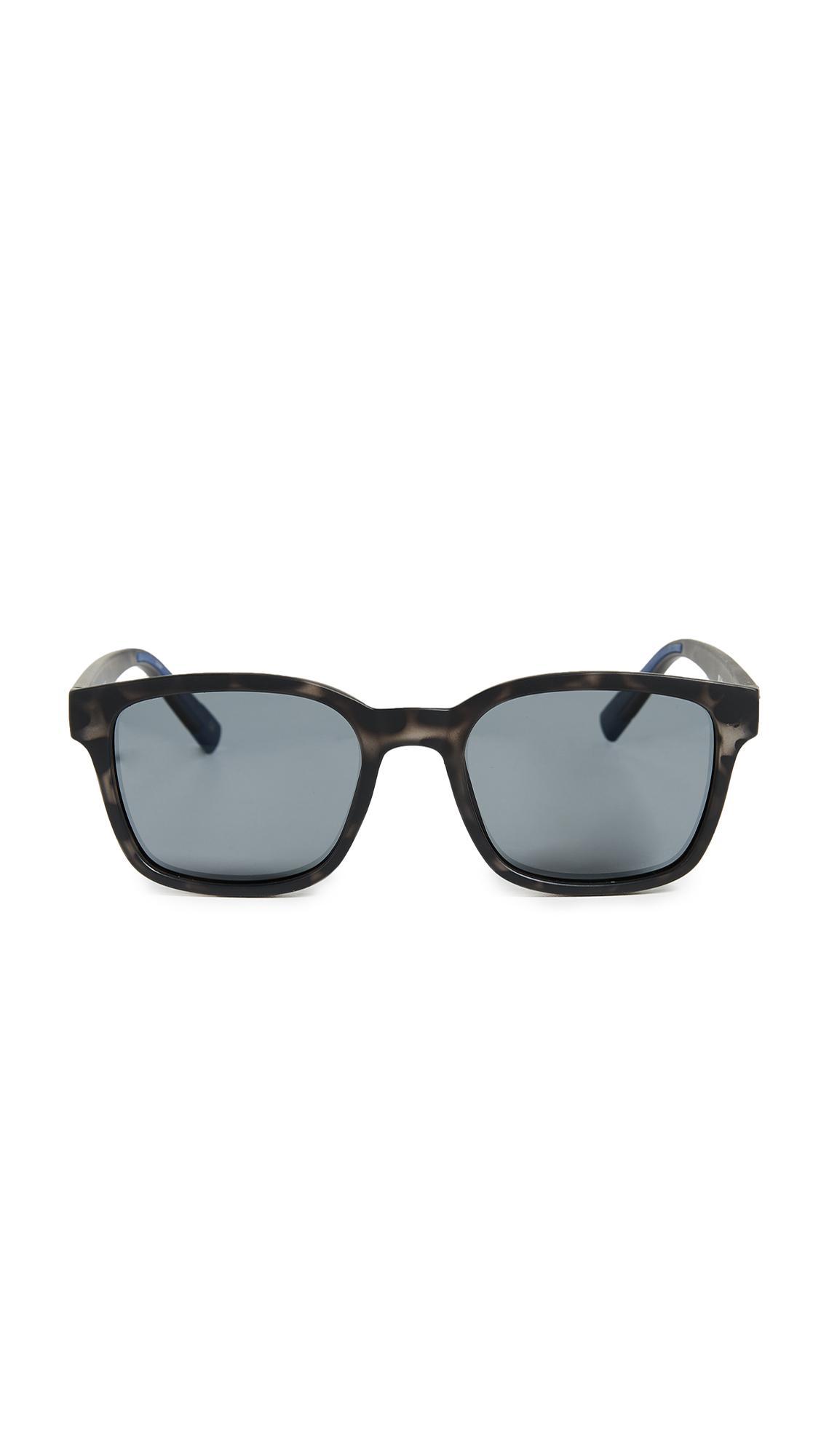 Le Specs Alpha Sunglasses in Black for Men